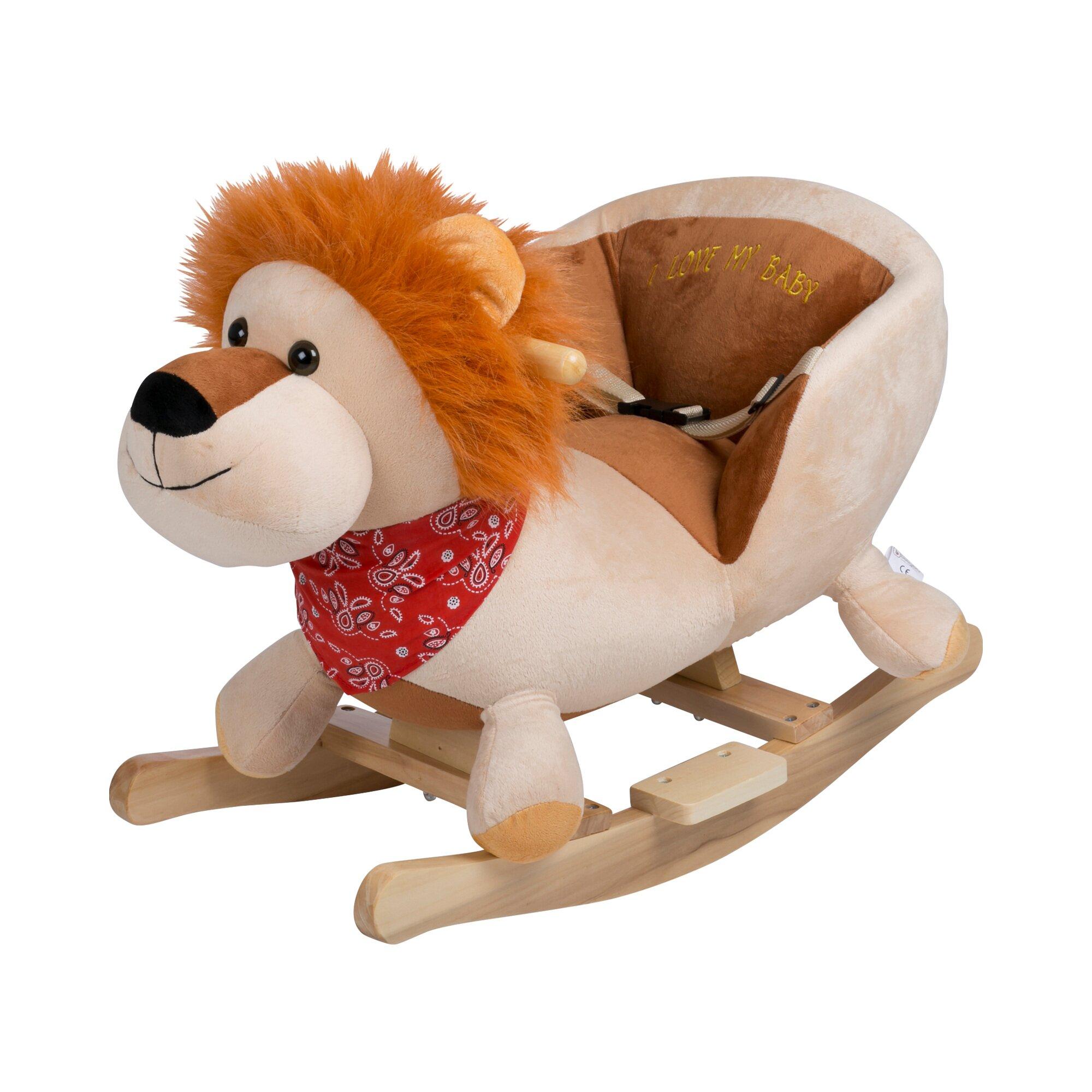 Babygo Schaukeltier Löwe