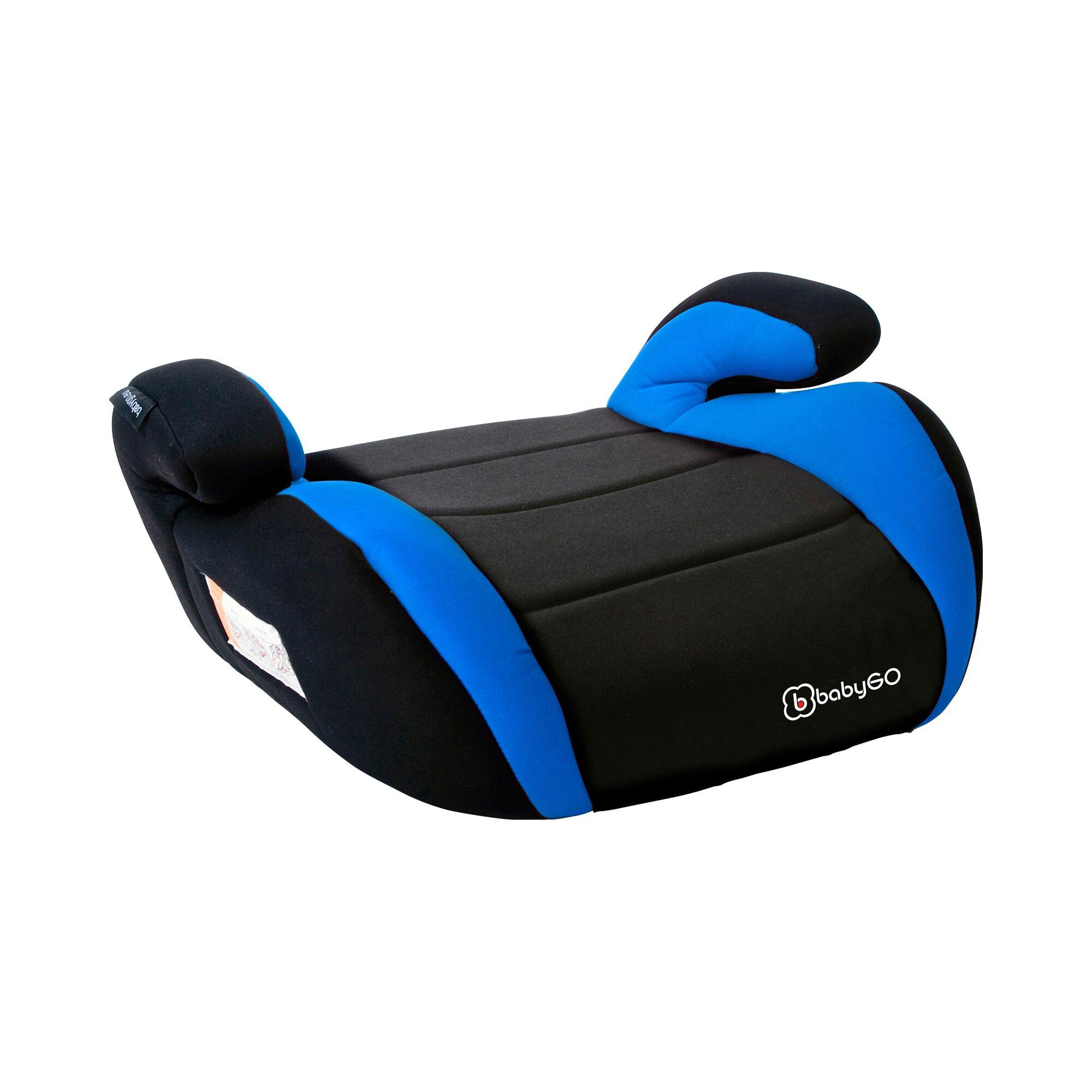 Babygo Booster Sitzerhöhung blau