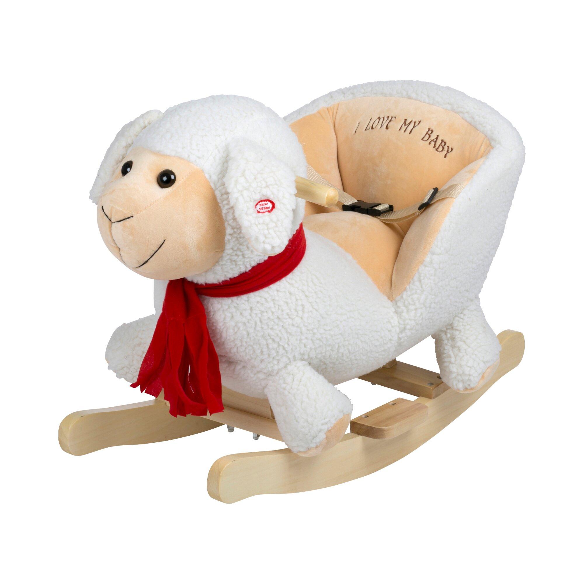 Babygo Schaukeltier Schaf