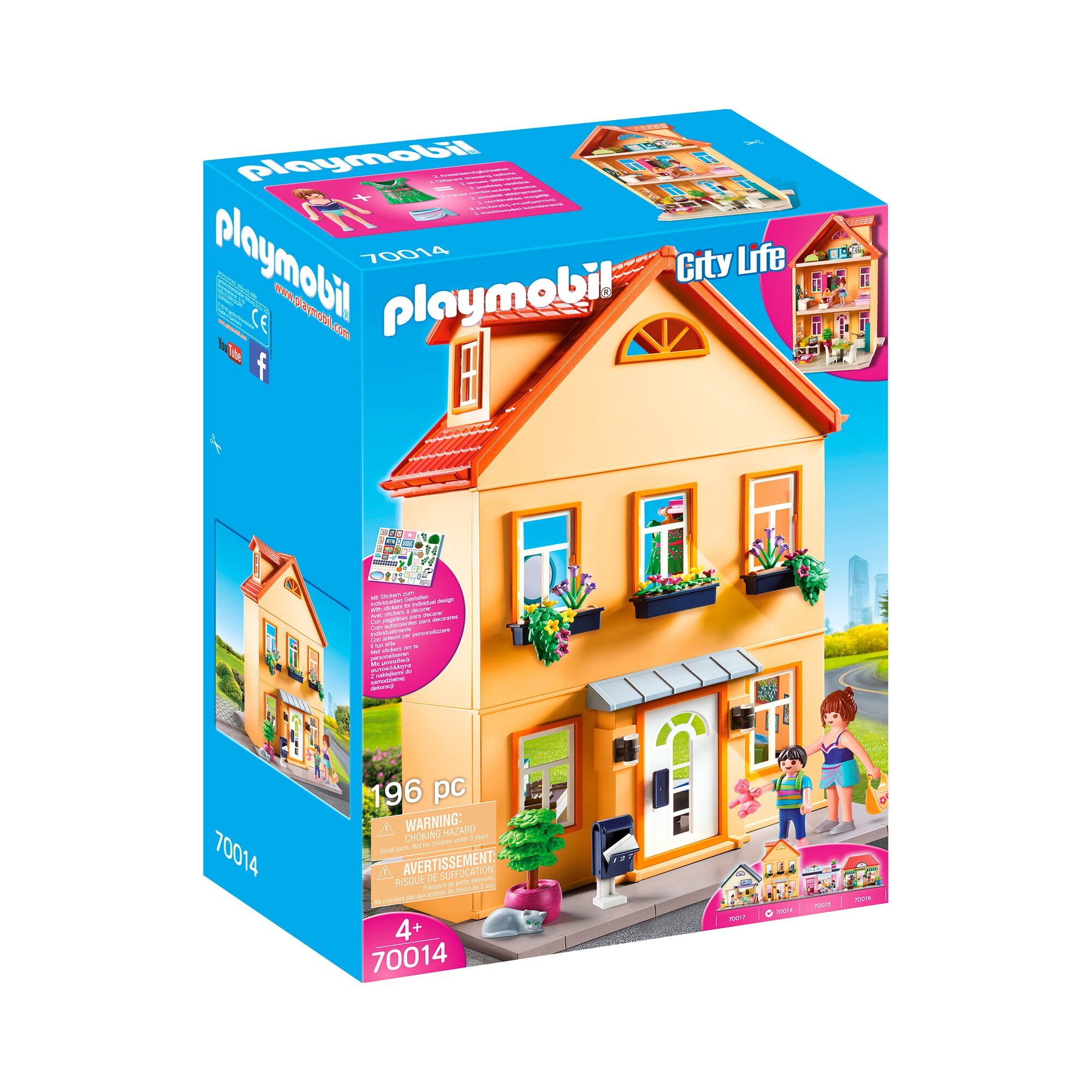 City Life 70014 Mein Stadthaus
