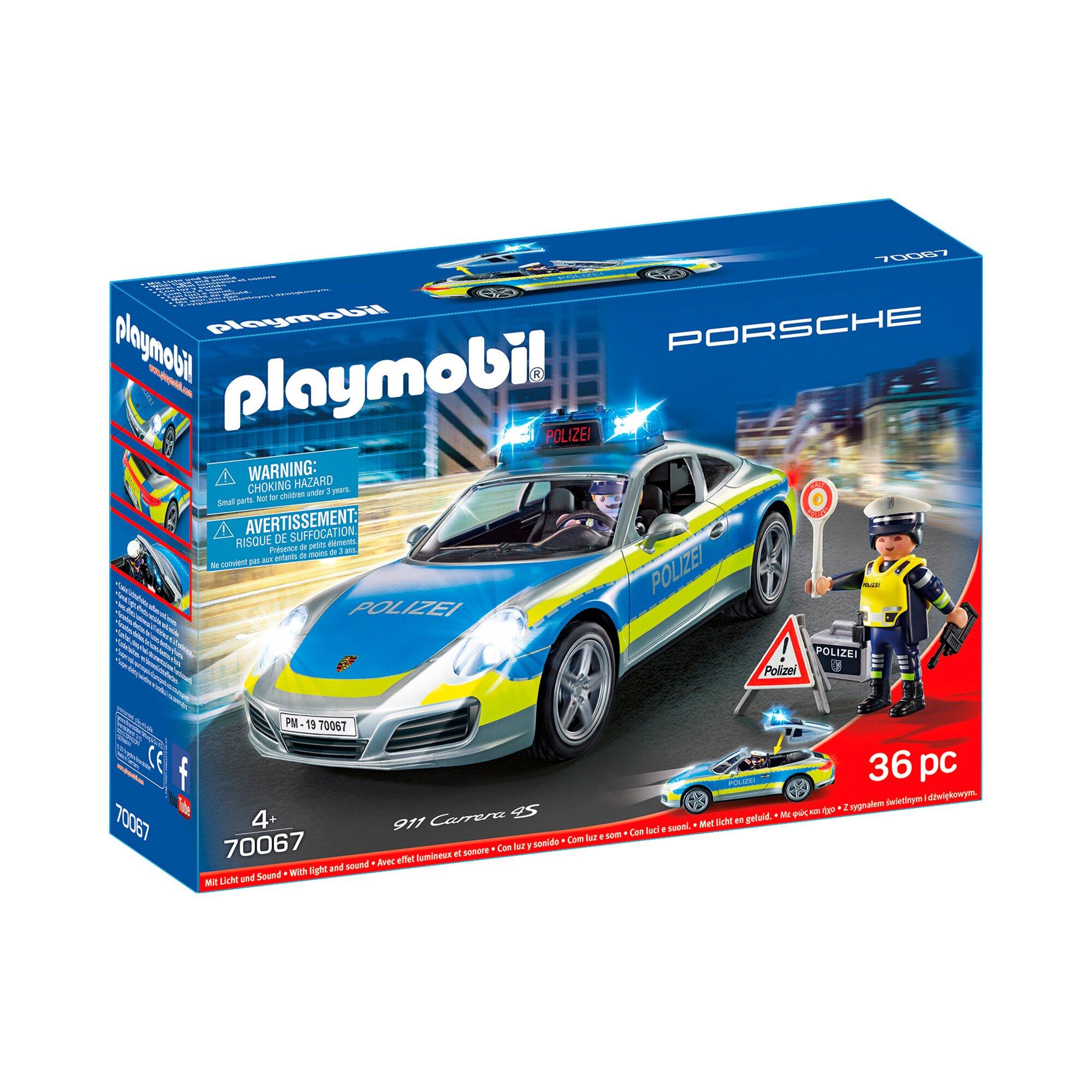 Porsche 70067 Porsche 911 Carrera 4S Polizei