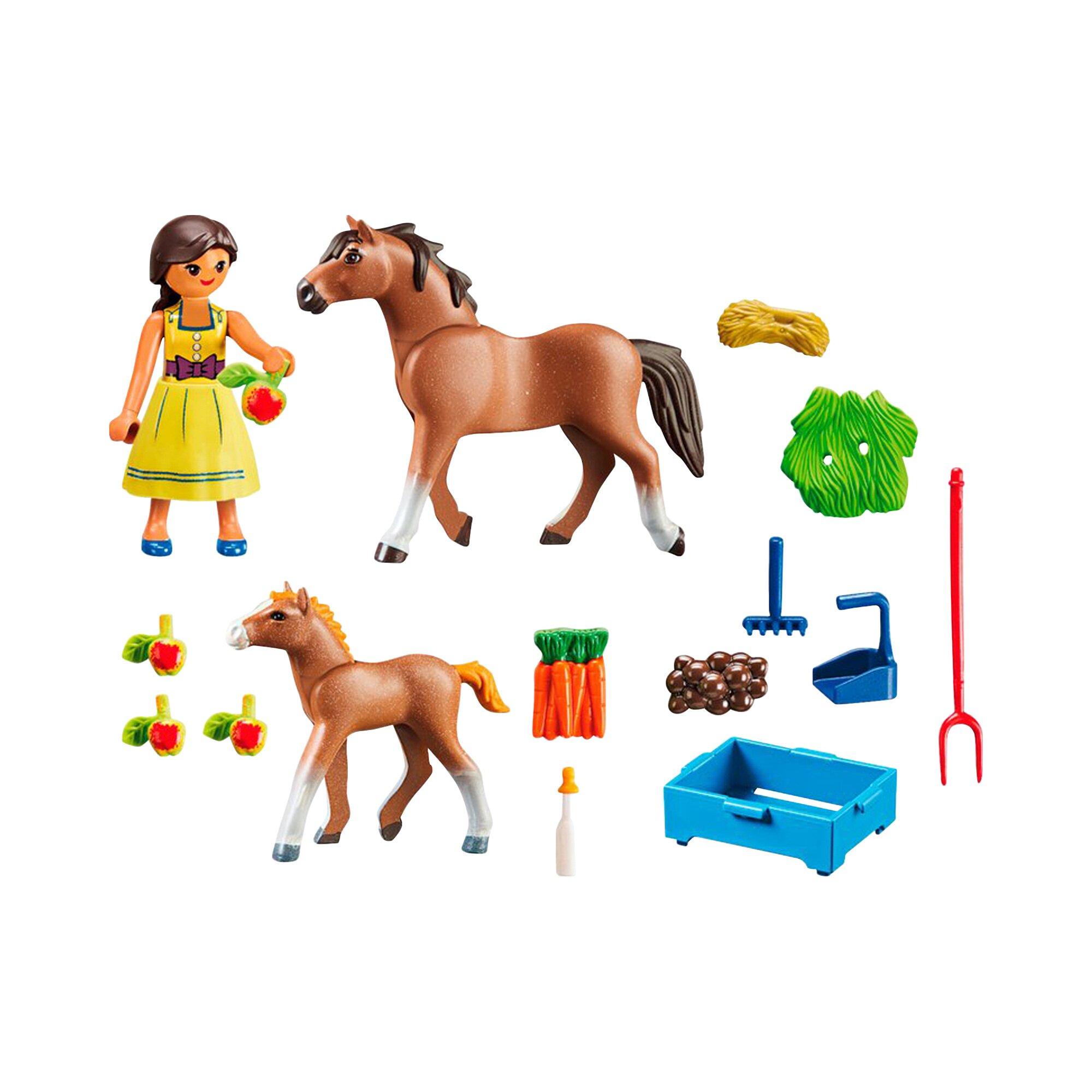 spirit-riding-free-70122-pru-mit-pferd-und-fohlen