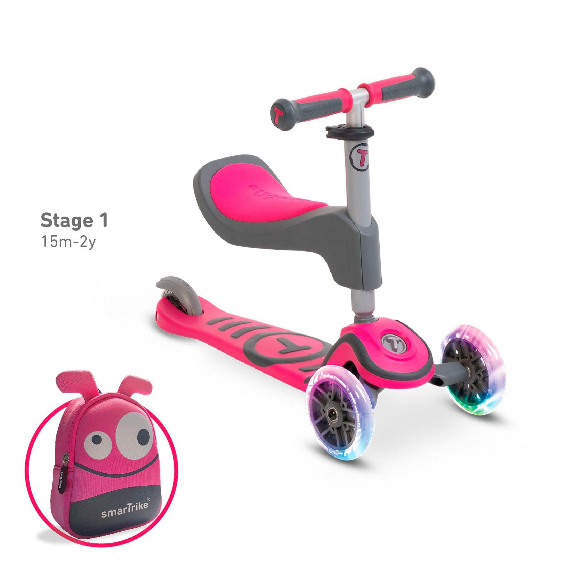 Smartrike Scooter T1