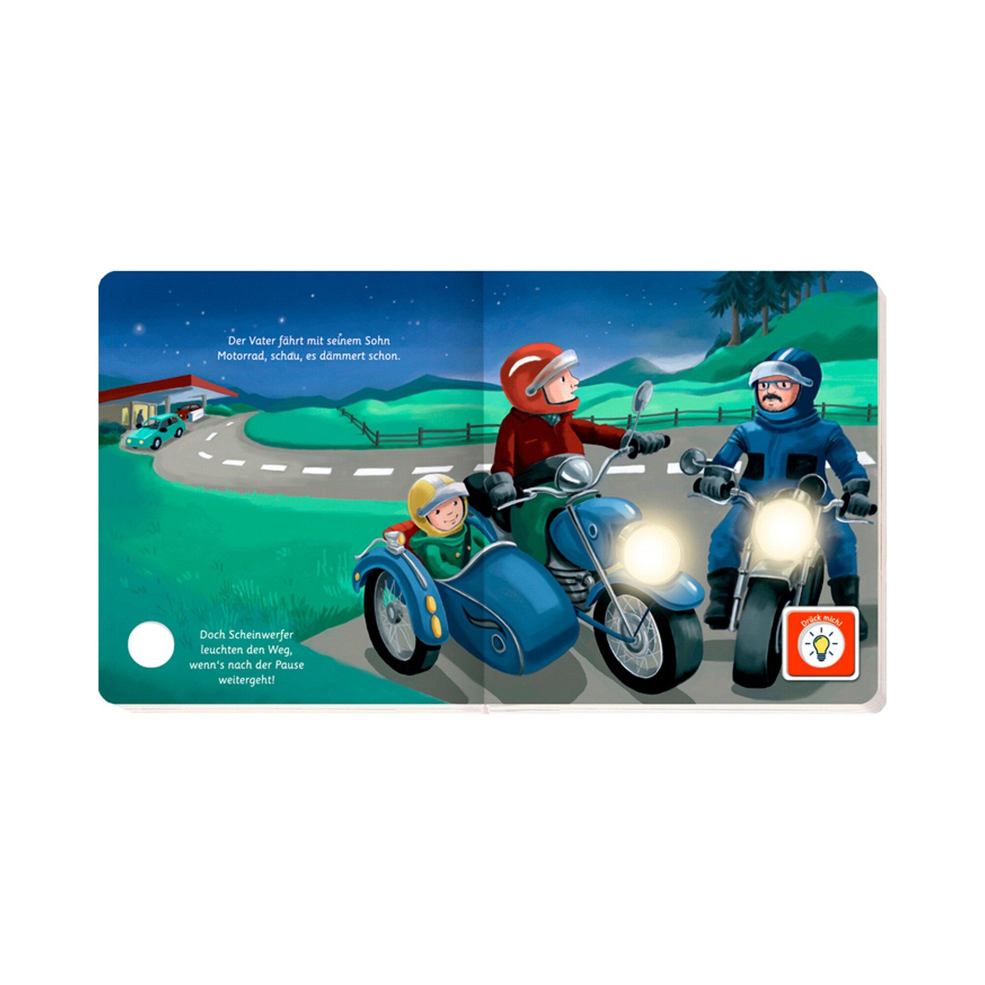 coppenrath-die-spiegelburg-pappbilderbuch-licht-an-licht-aus-alle-autos-fahren-nach-haus, 15.00 EUR @ babywalz-de