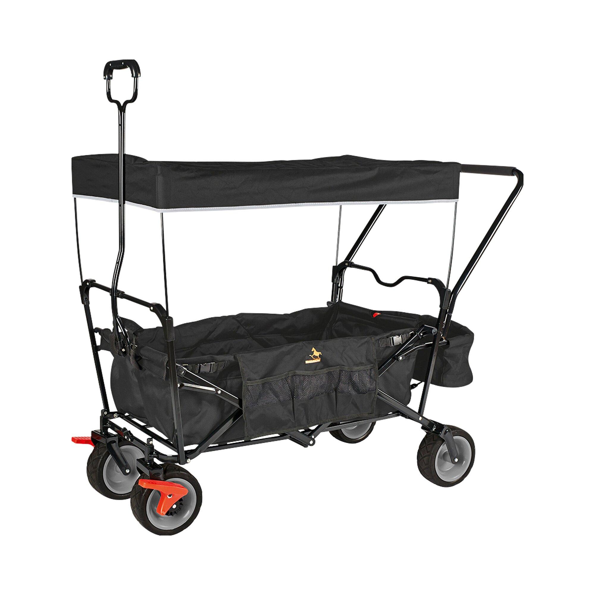 Pinolino Klappbollerwagen Paxi Comfort mit Bremse