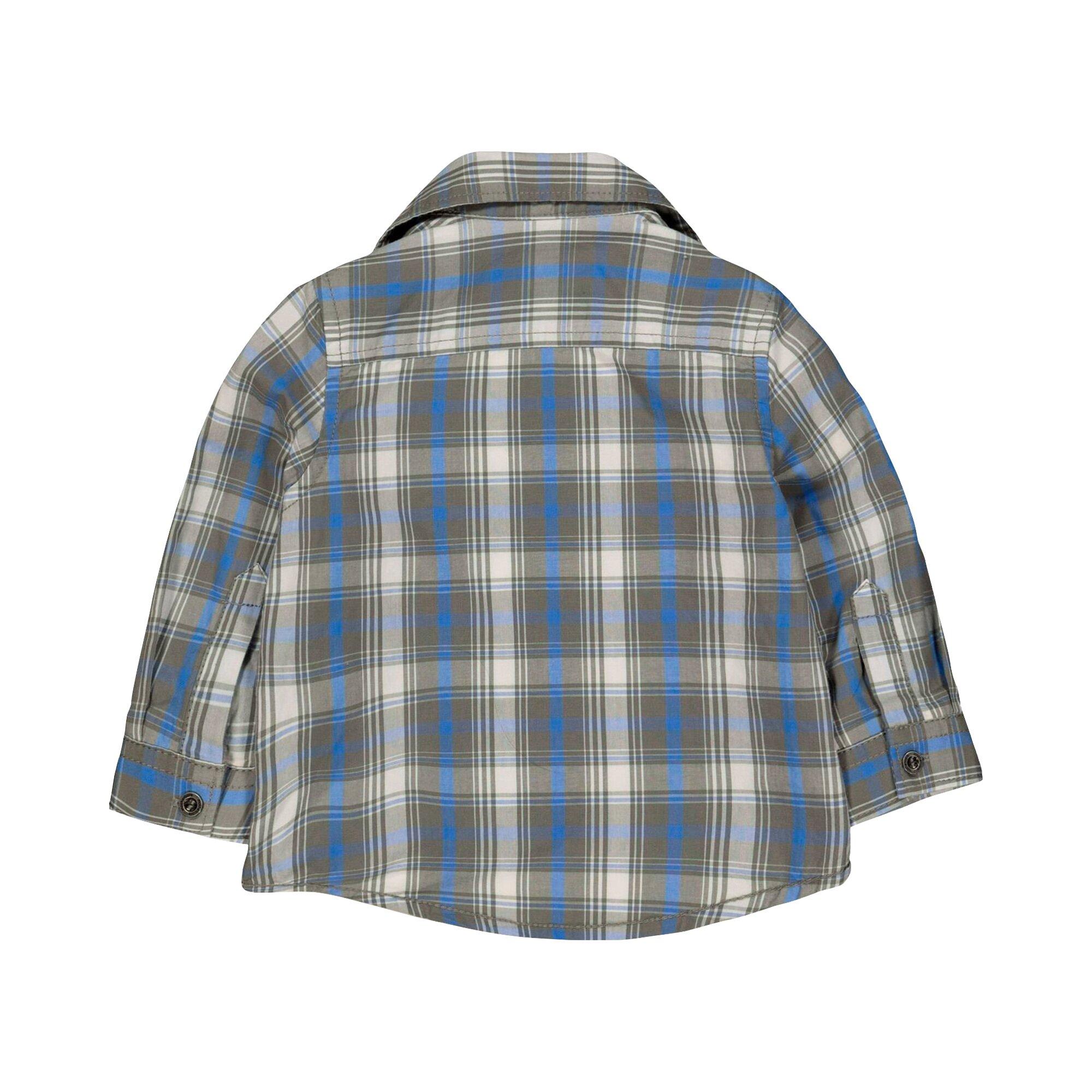 mothercare-2-tlg-set-hemd-und-t-shirt-dino