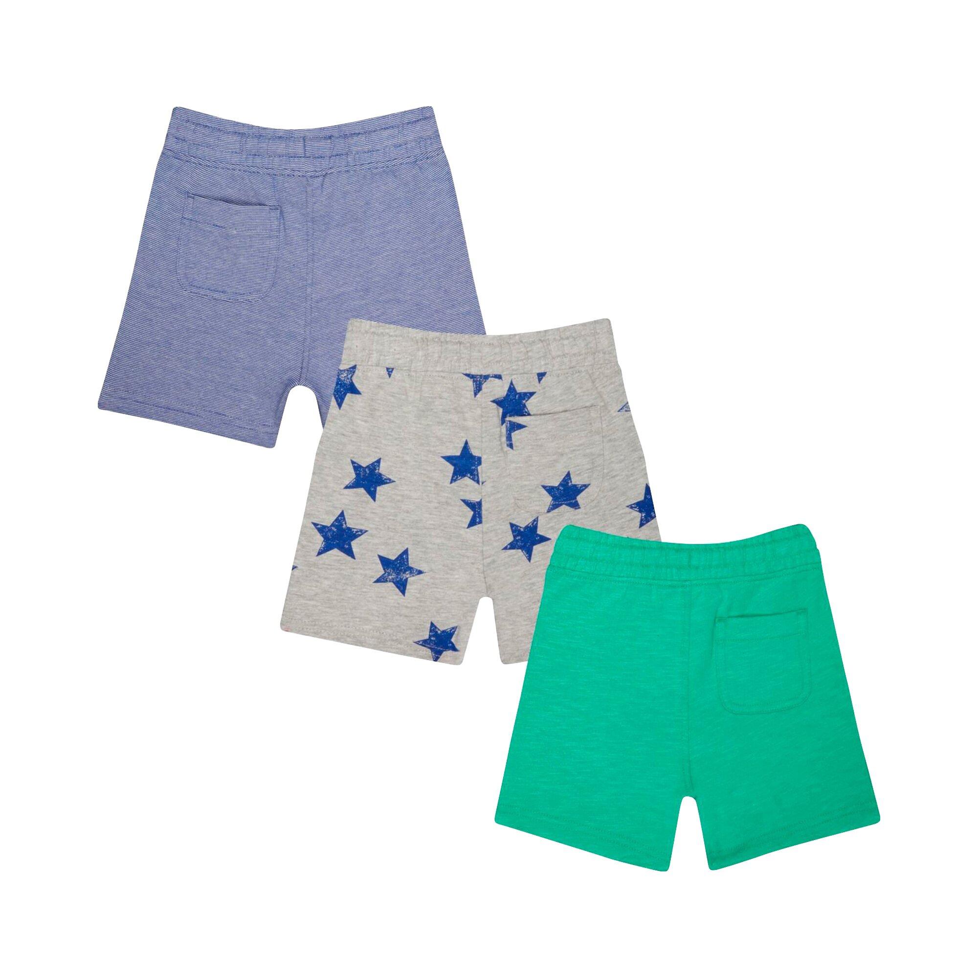 mothercare-3er-pack-sweatshorts