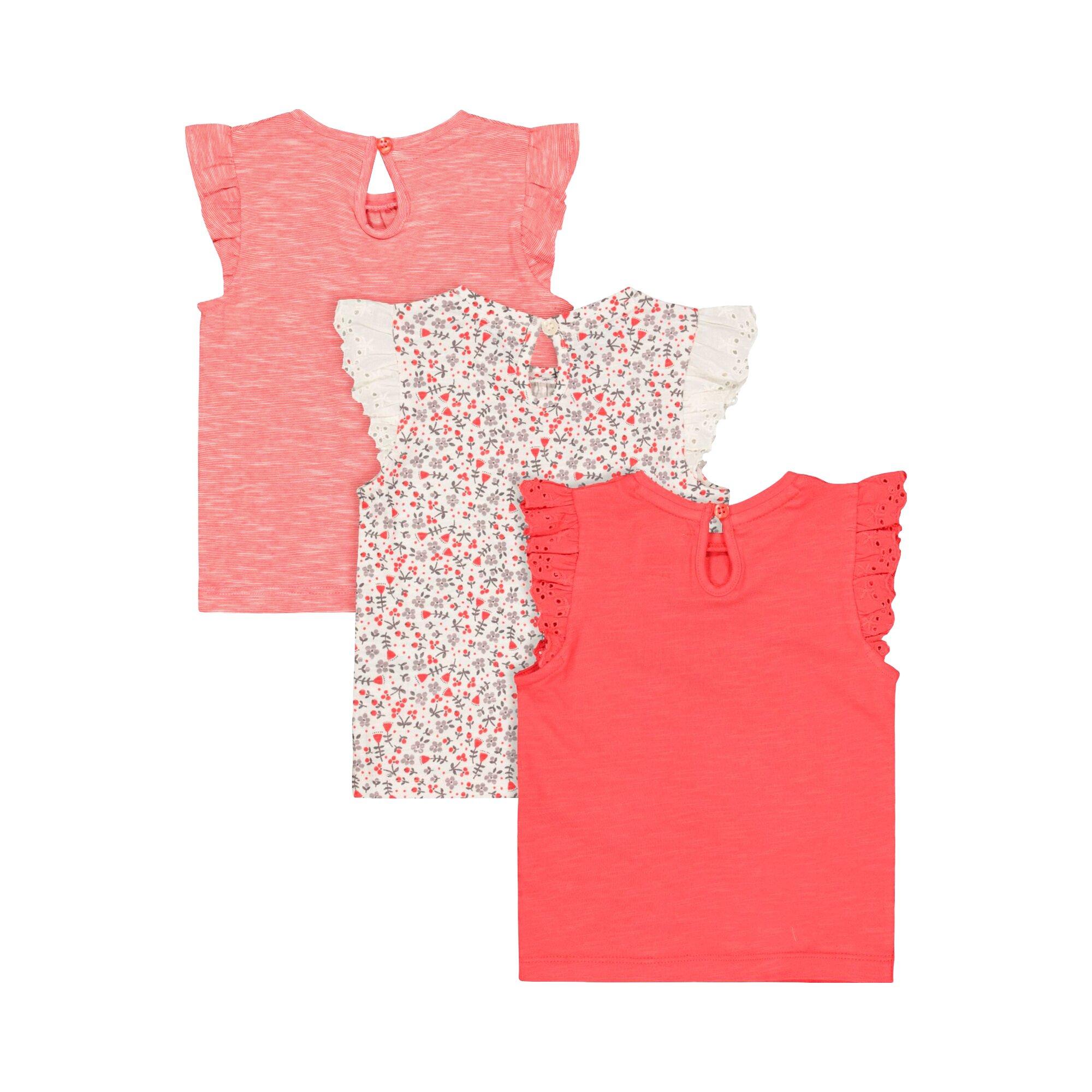 mothercare-3er-pack-t-shirts-flugelarm-hase-blumen