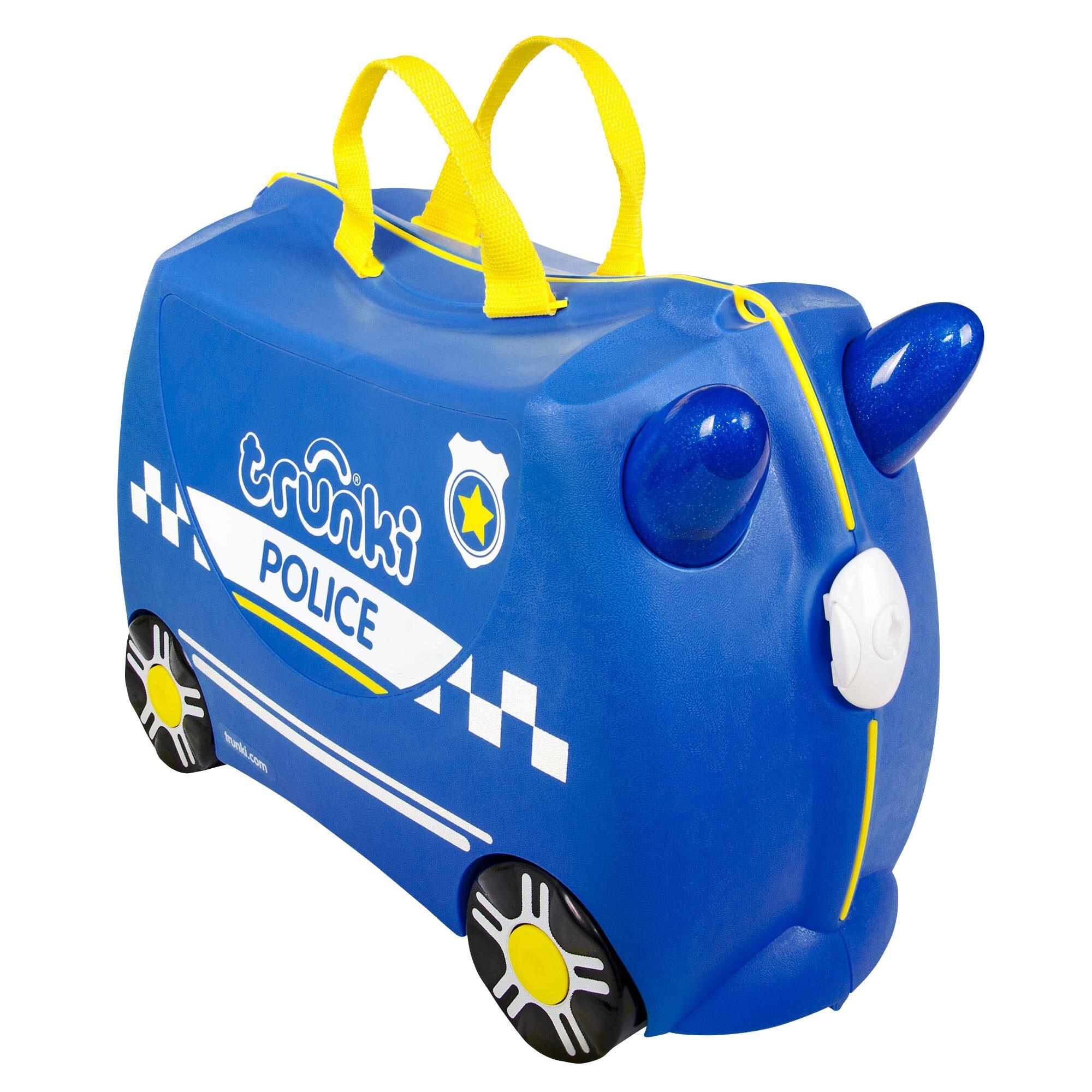 Trunki Kindertrolley Percy das Polizeiauto
