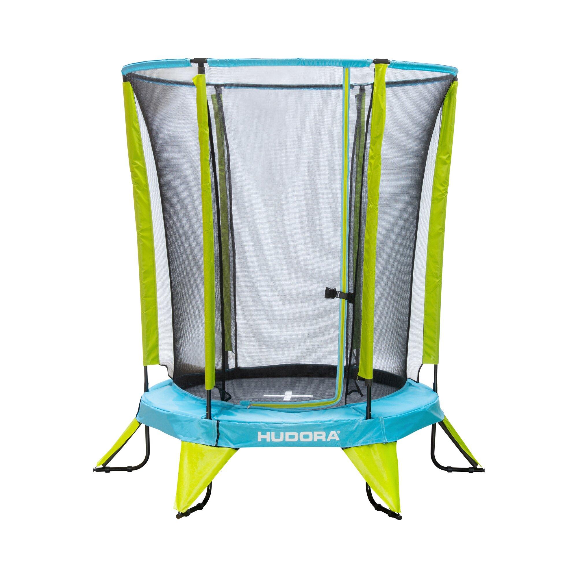 Hudora Kindertrampolin Safety 140