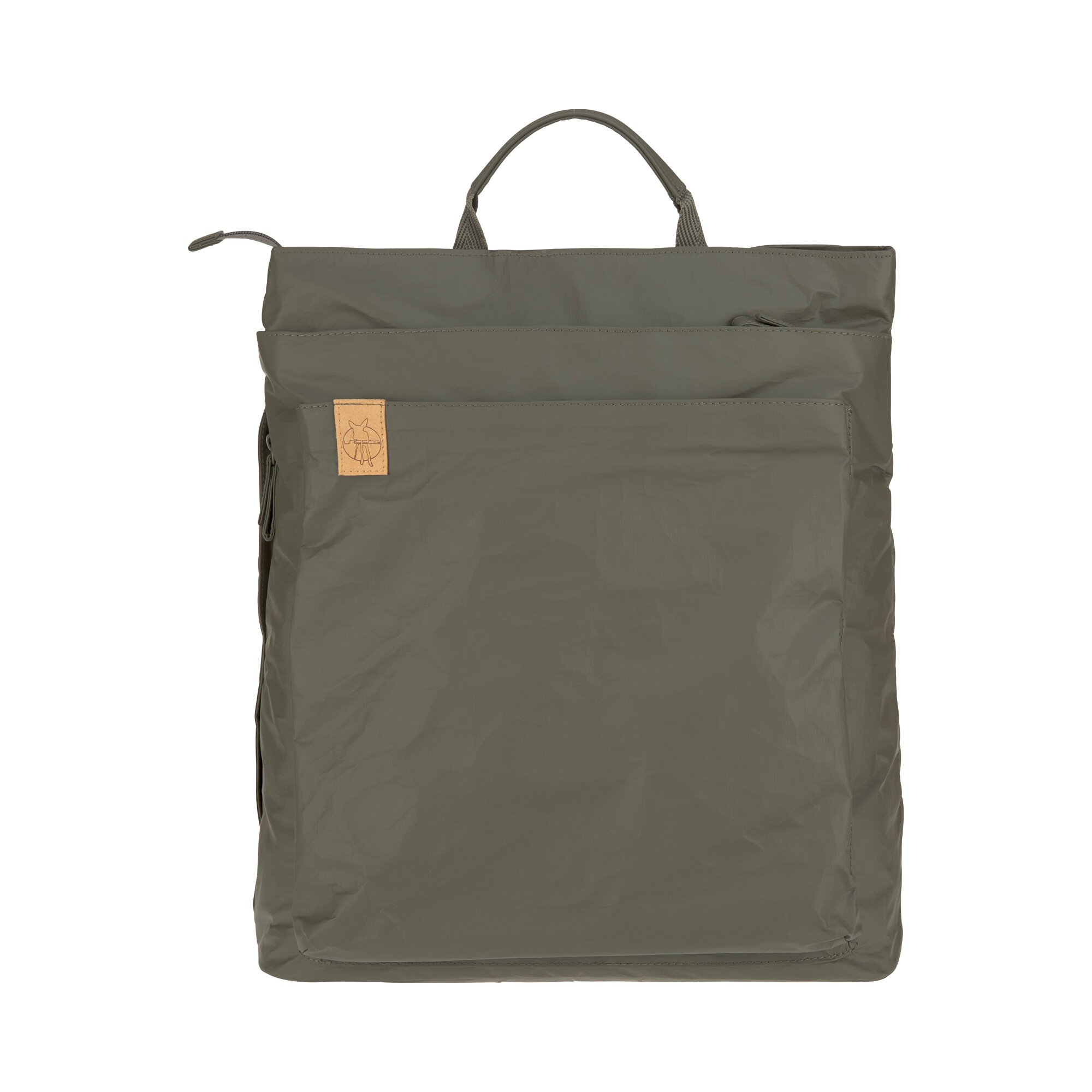 Green Label Wickelrucksack Tyve khaki