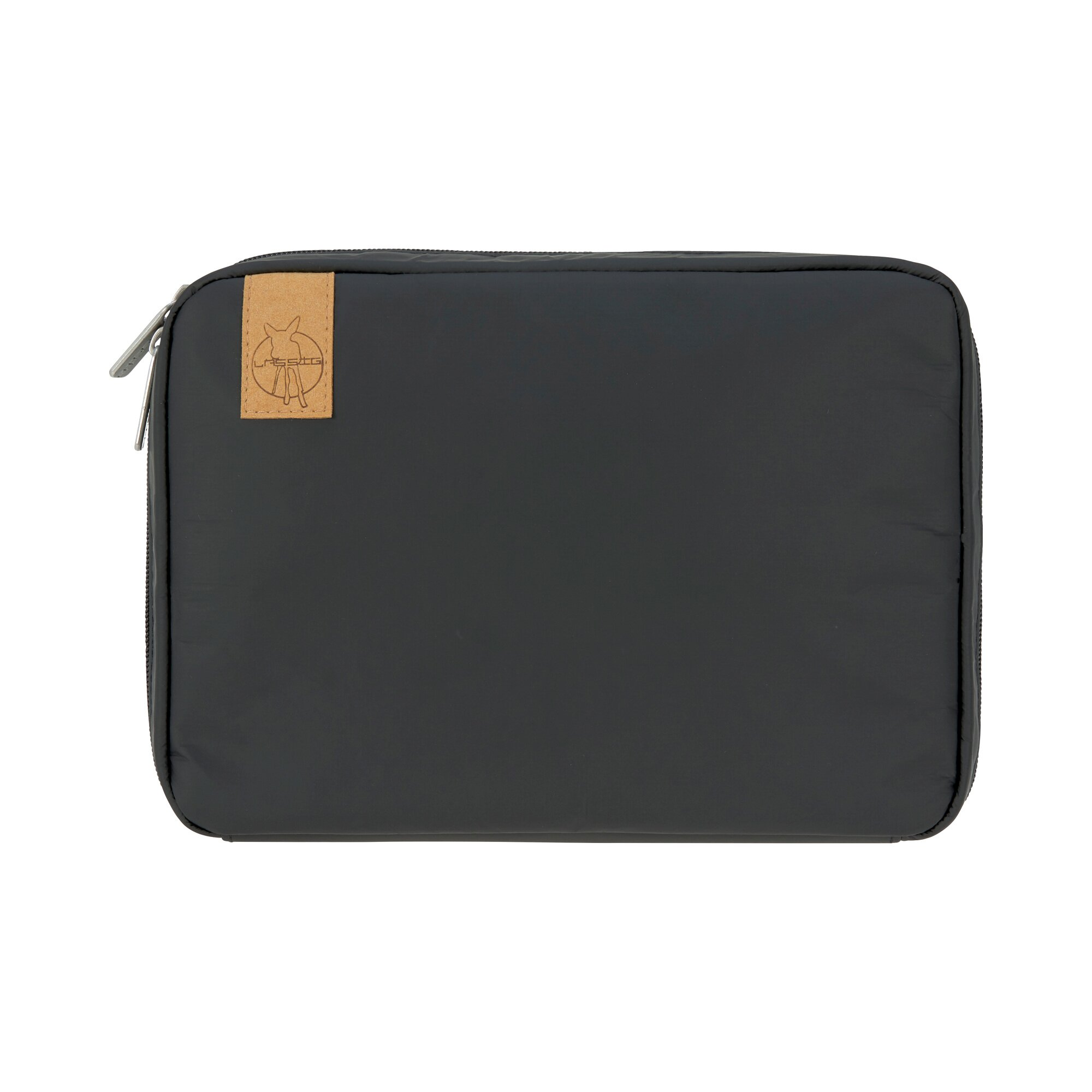 Green Label Windeltasche Tyve Diaper Clutch schwarz
