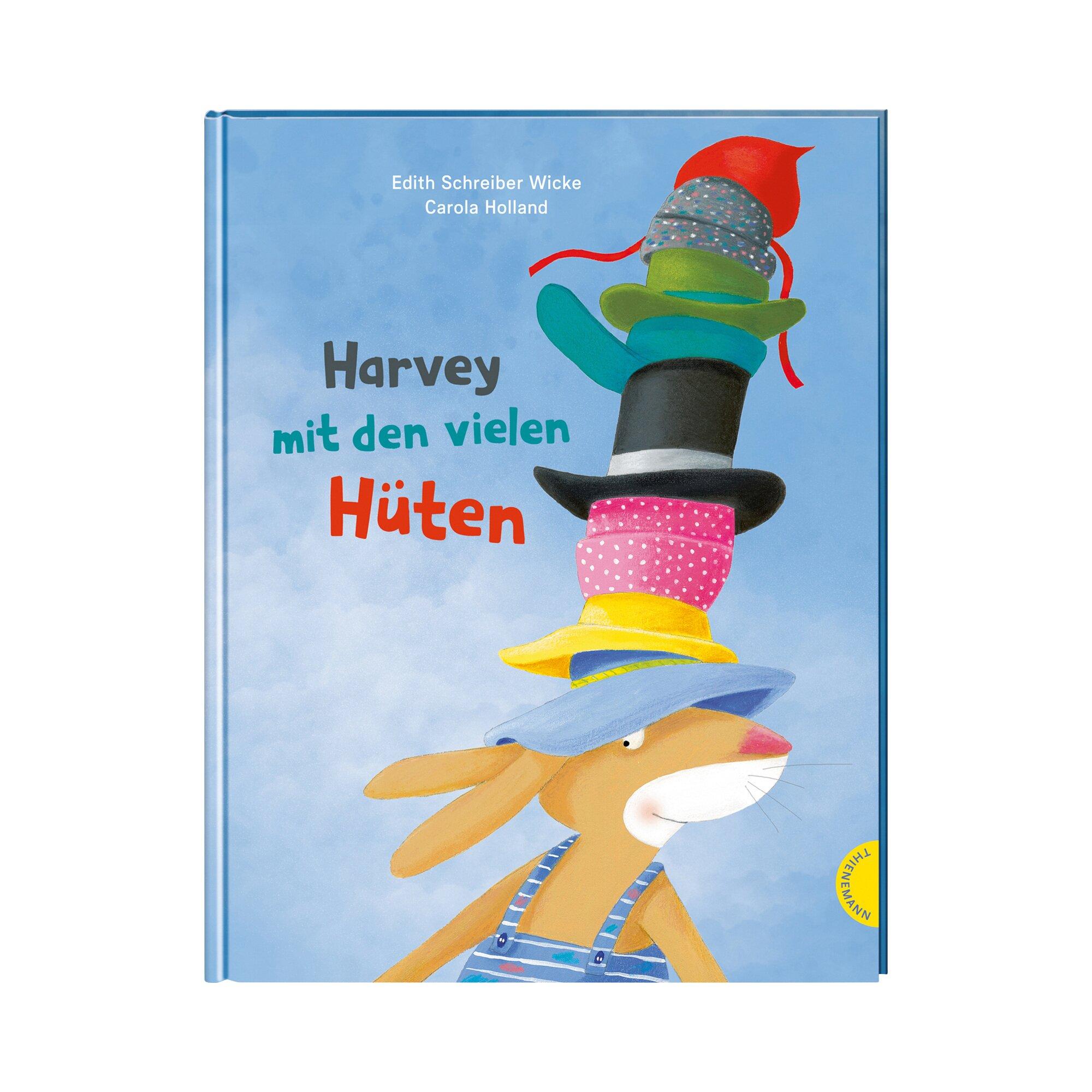 Thienemann-Esslinger Bilderbuch Harvey mit den vielen Hüten