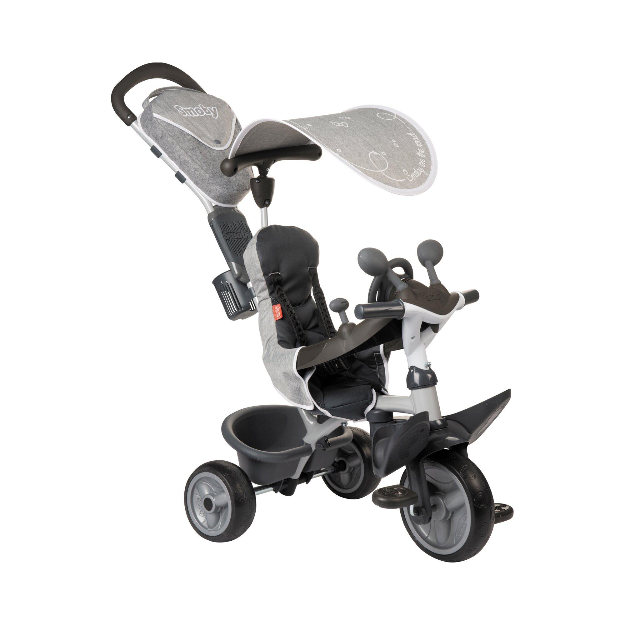 Smoby Dreirad Baby Driver Komfort Titan