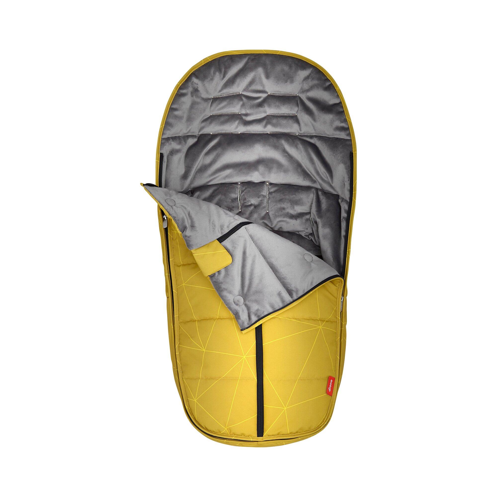 diono-fu-sack-fur-buggy-kinderwagen-sportwagen-gelb