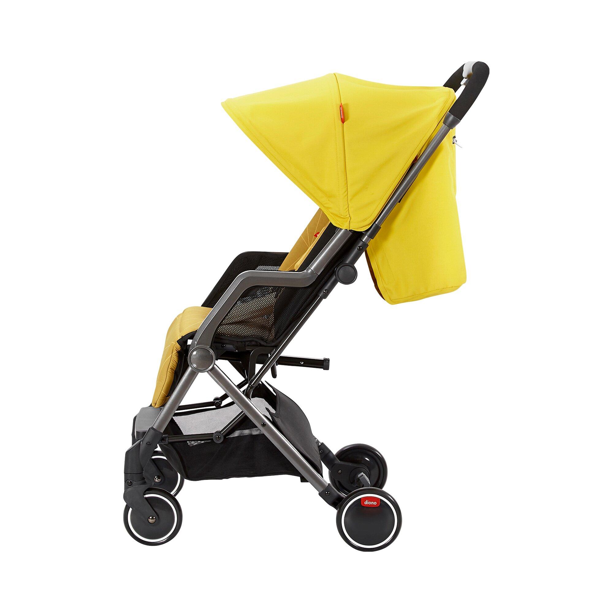 diono-traverze-buggy-mit-liegefunktion-gelb