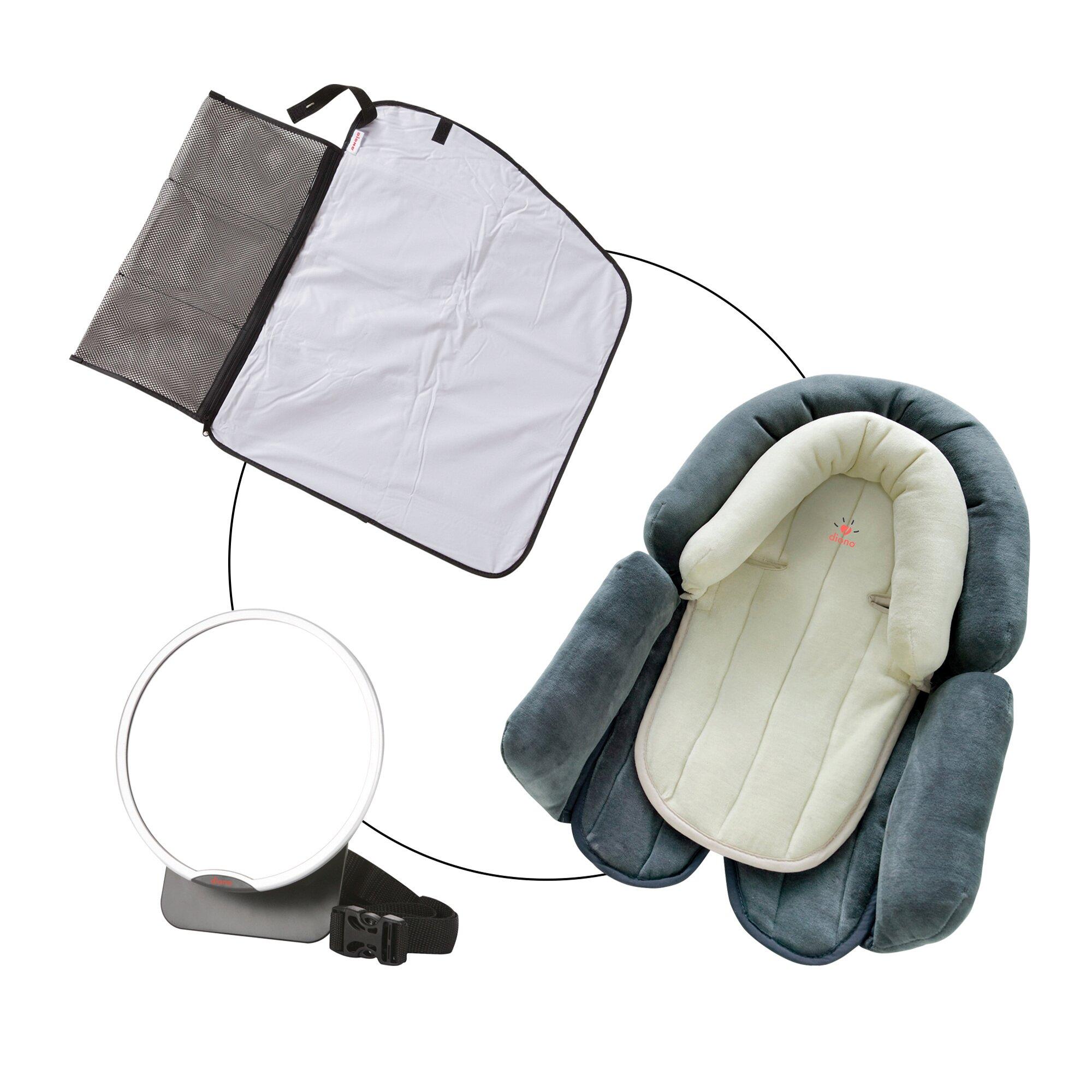Diono 3tlg. Neugeborenen Set für Unterwegs