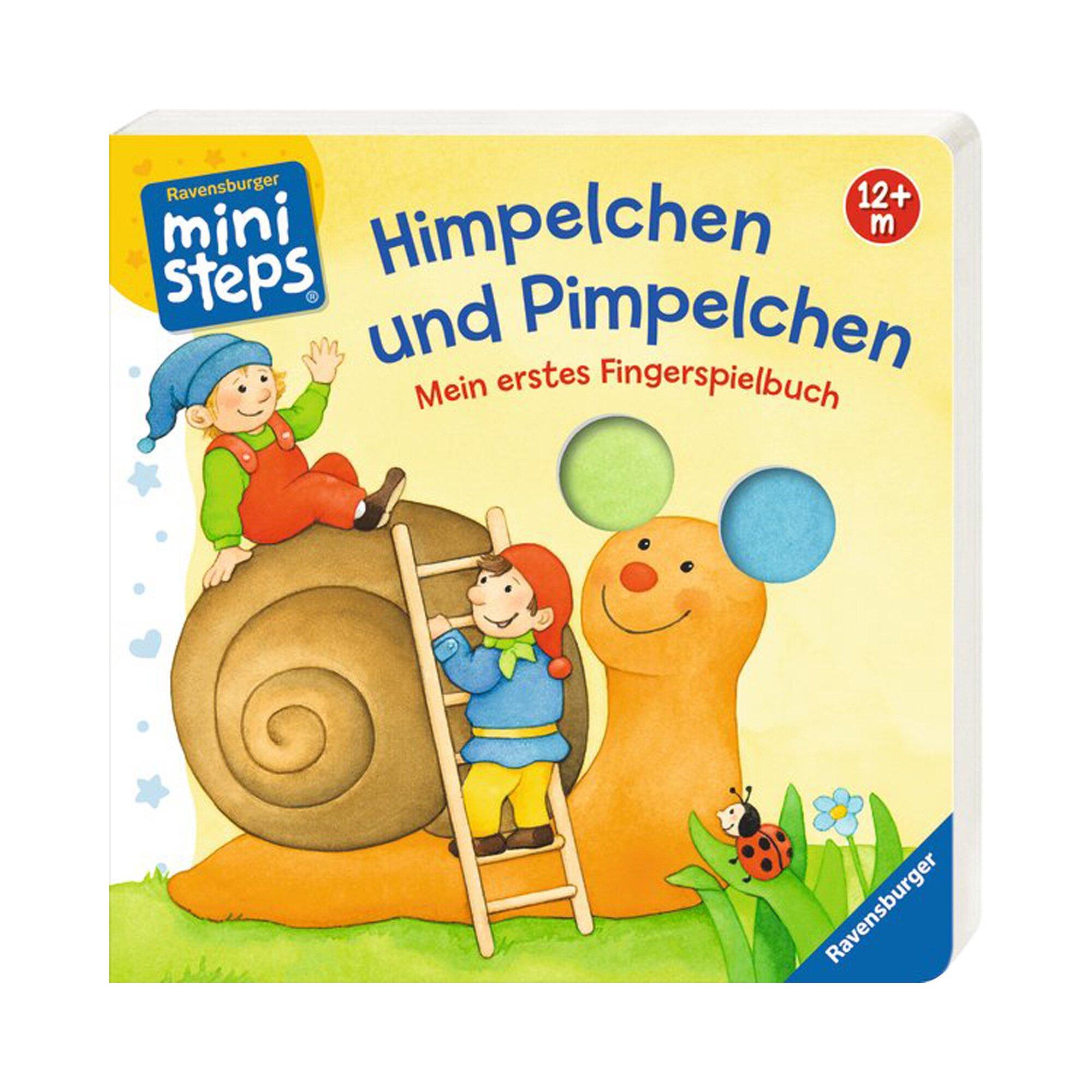 Ministeps Pappbilderbuch Himpelchen und Pimpelchen