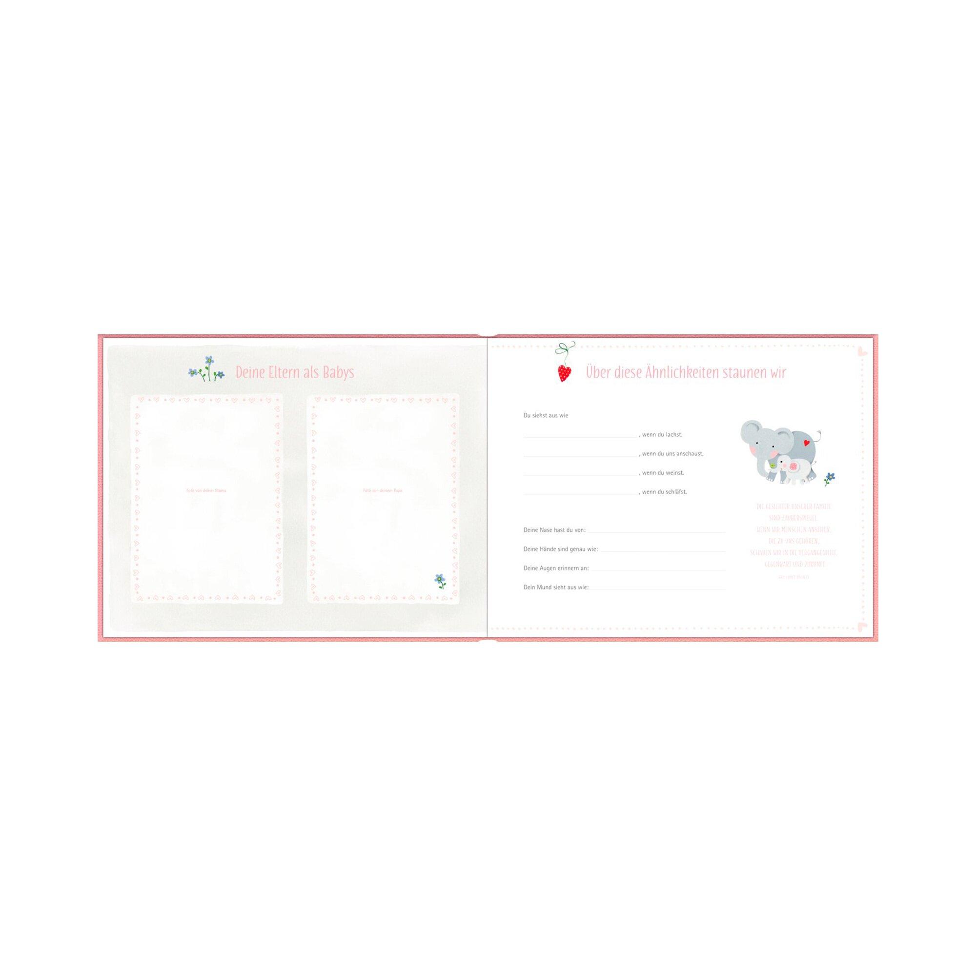 coppenrath-die-spiegelburg-babyalbum-willkommen-babygluck