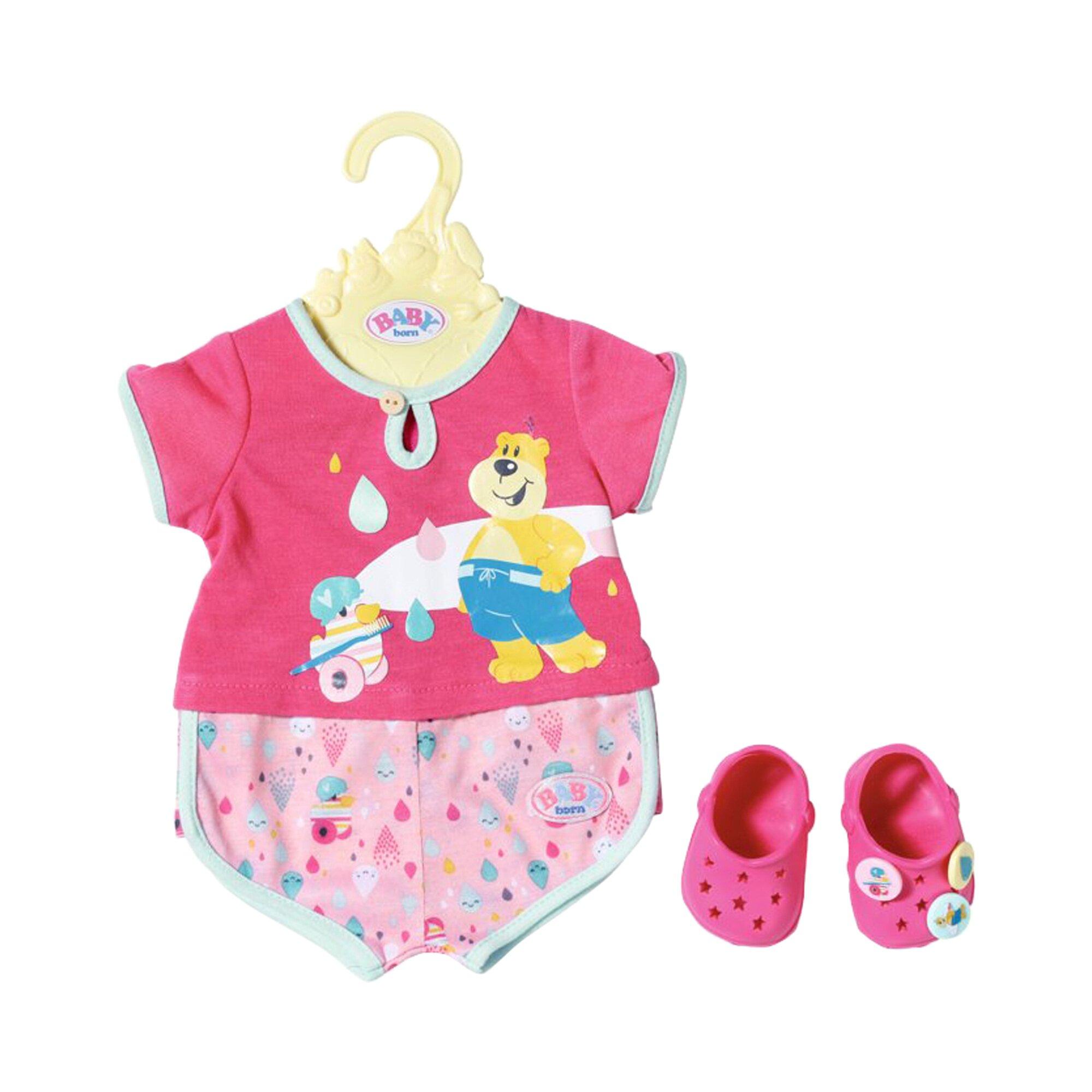 baby-born-puppen-outfit-baby-born-bath-pyjamas-clogs-43cm