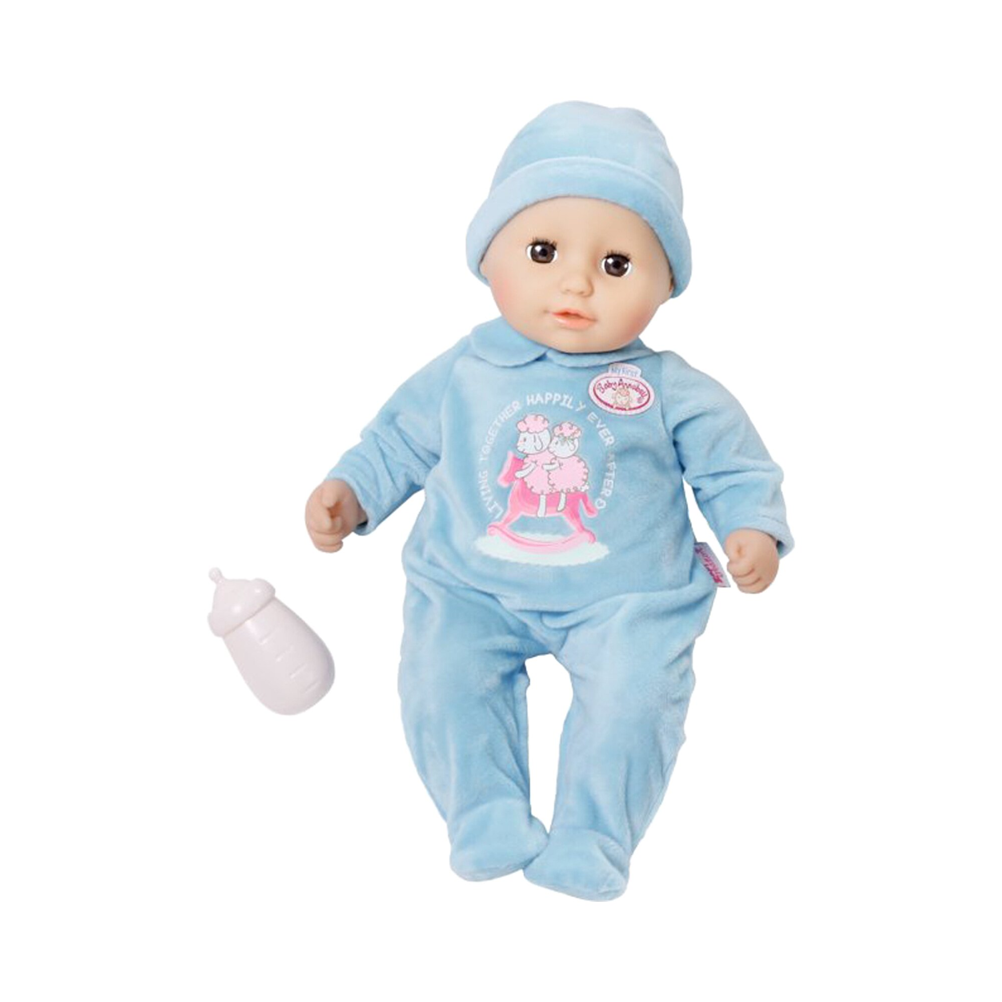 Baby Annabell Puppe Baby Annabell Little Alexander 36cm