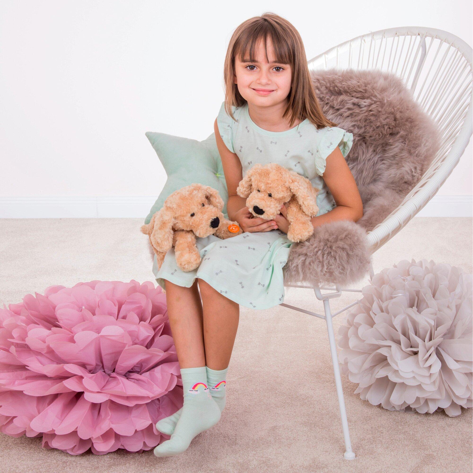 hermann-teddy-collection-kuscheltier-schlenkerhund-28cm