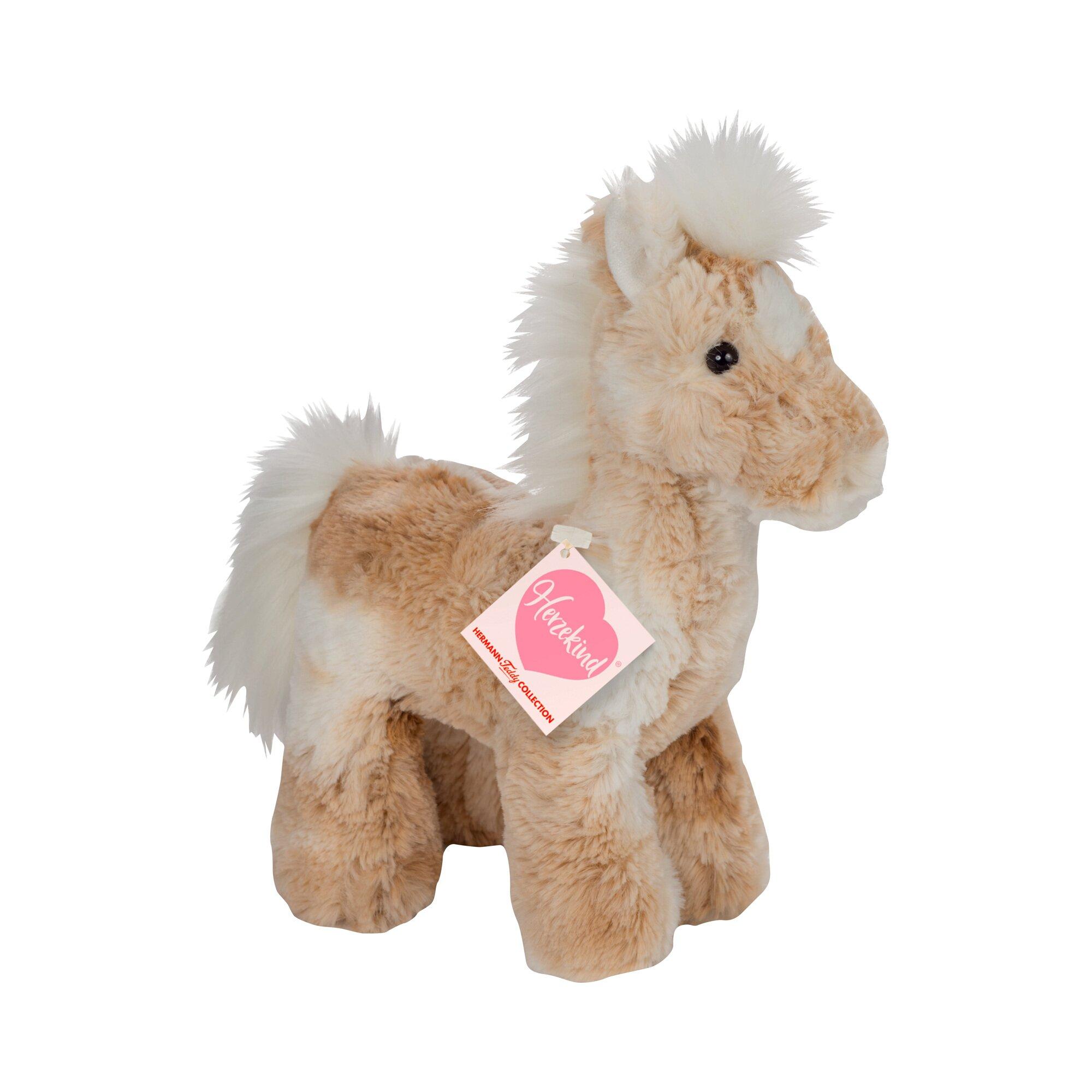 Herzekind Kuscheltier Pferd Ruby 25cm
