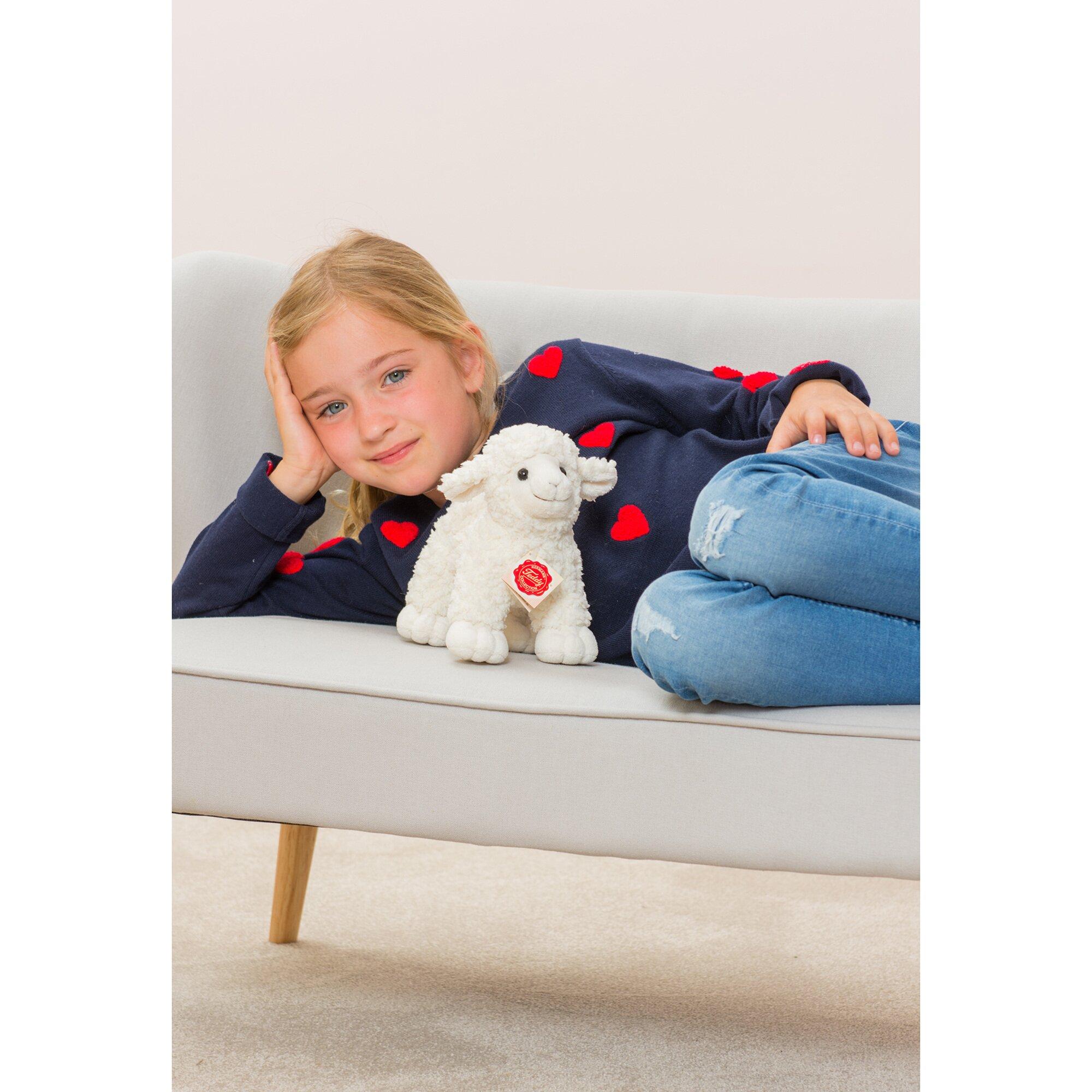 hermann-teddy-collection-kuscheltier-lamm-stehend-20cm