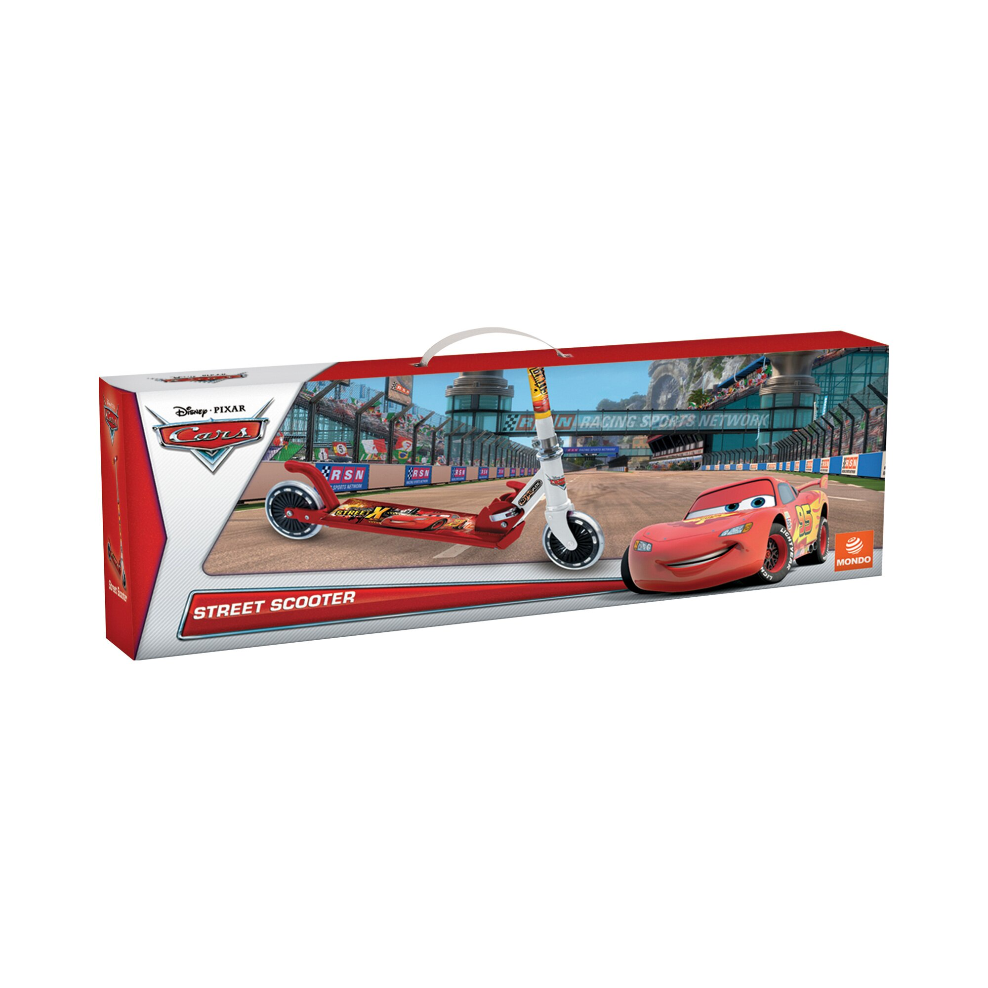 Disney Cars Scooter Cars