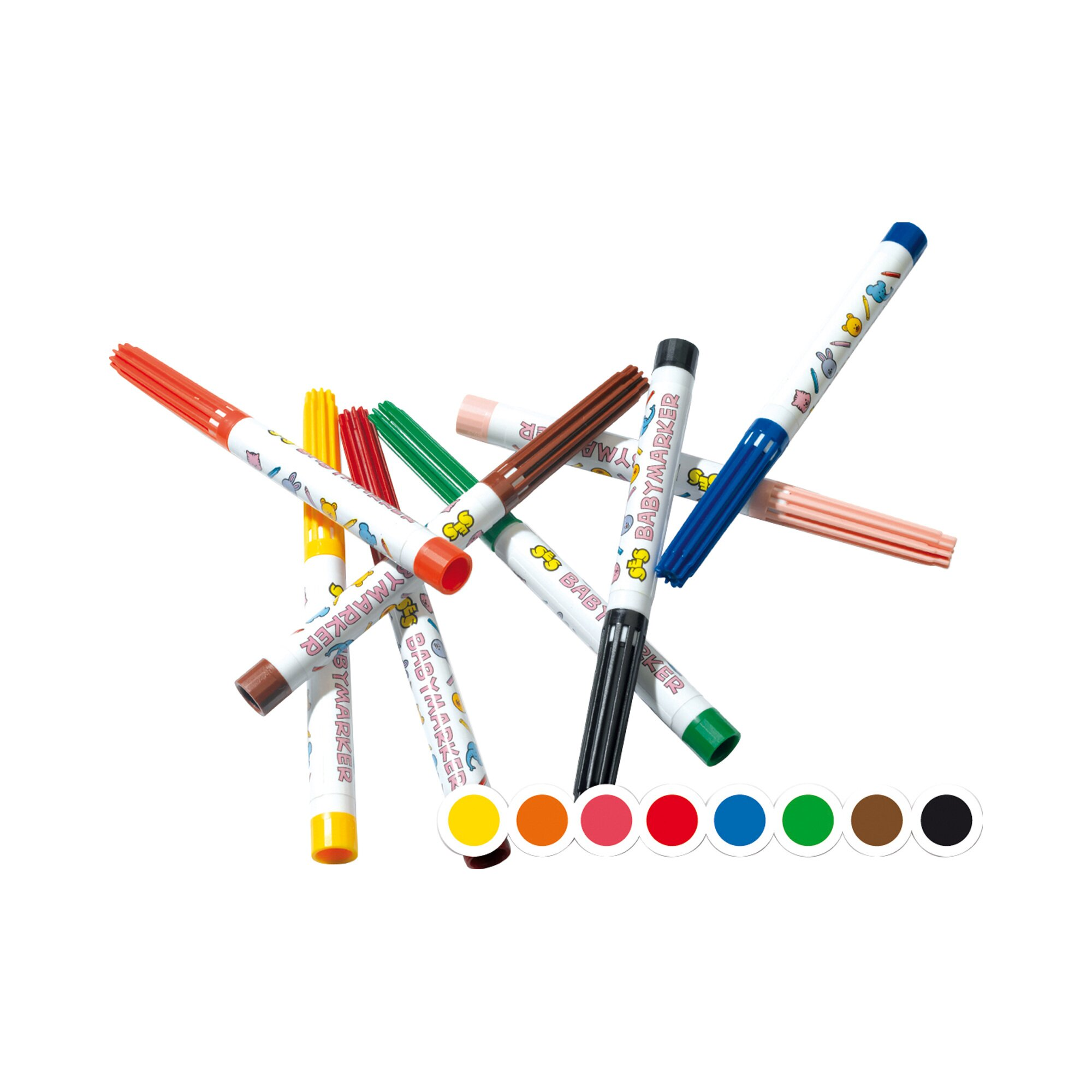ses-baby-marker-8-farben