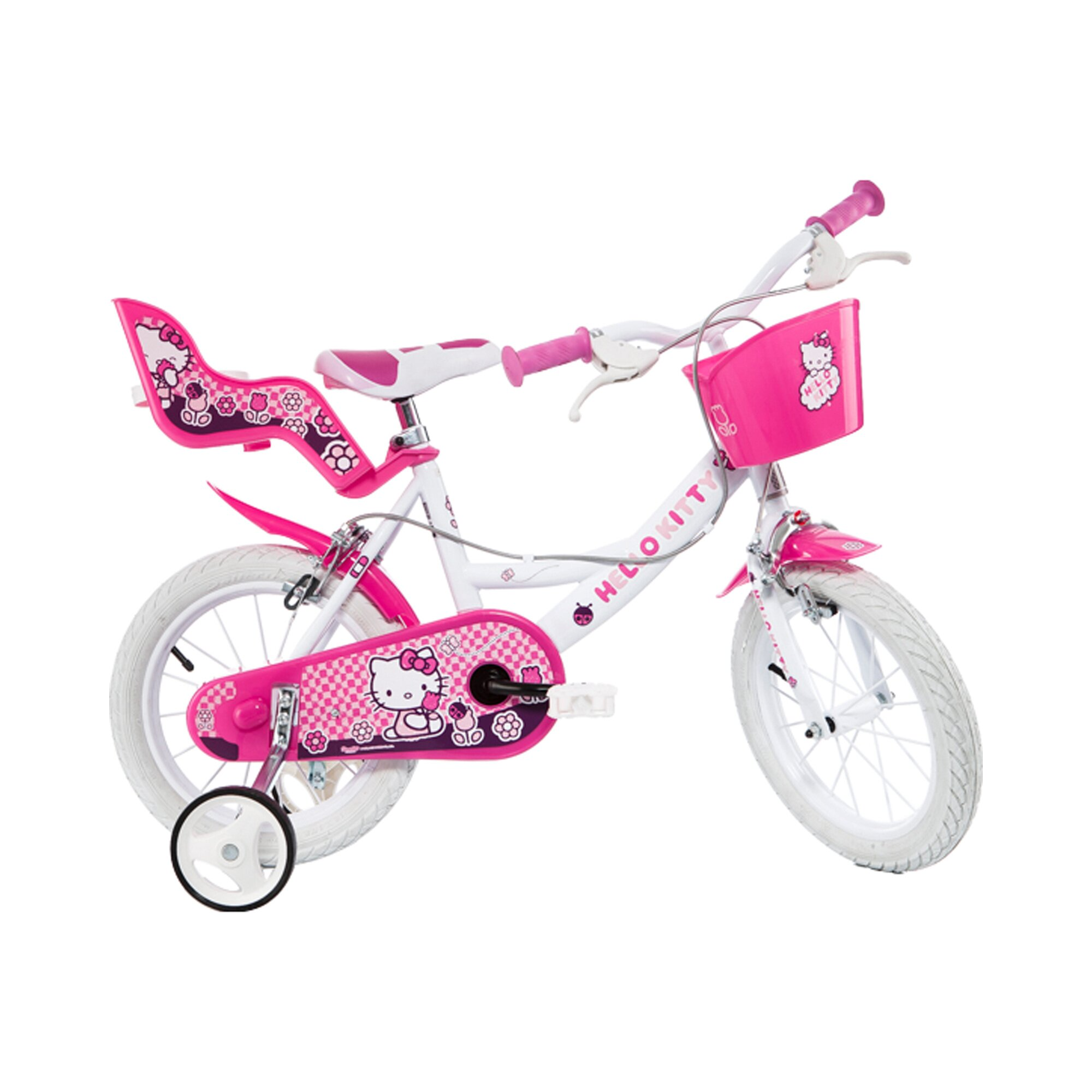 Hello Kitty Kinderfahrrad Hello Kitty 16 Zoll