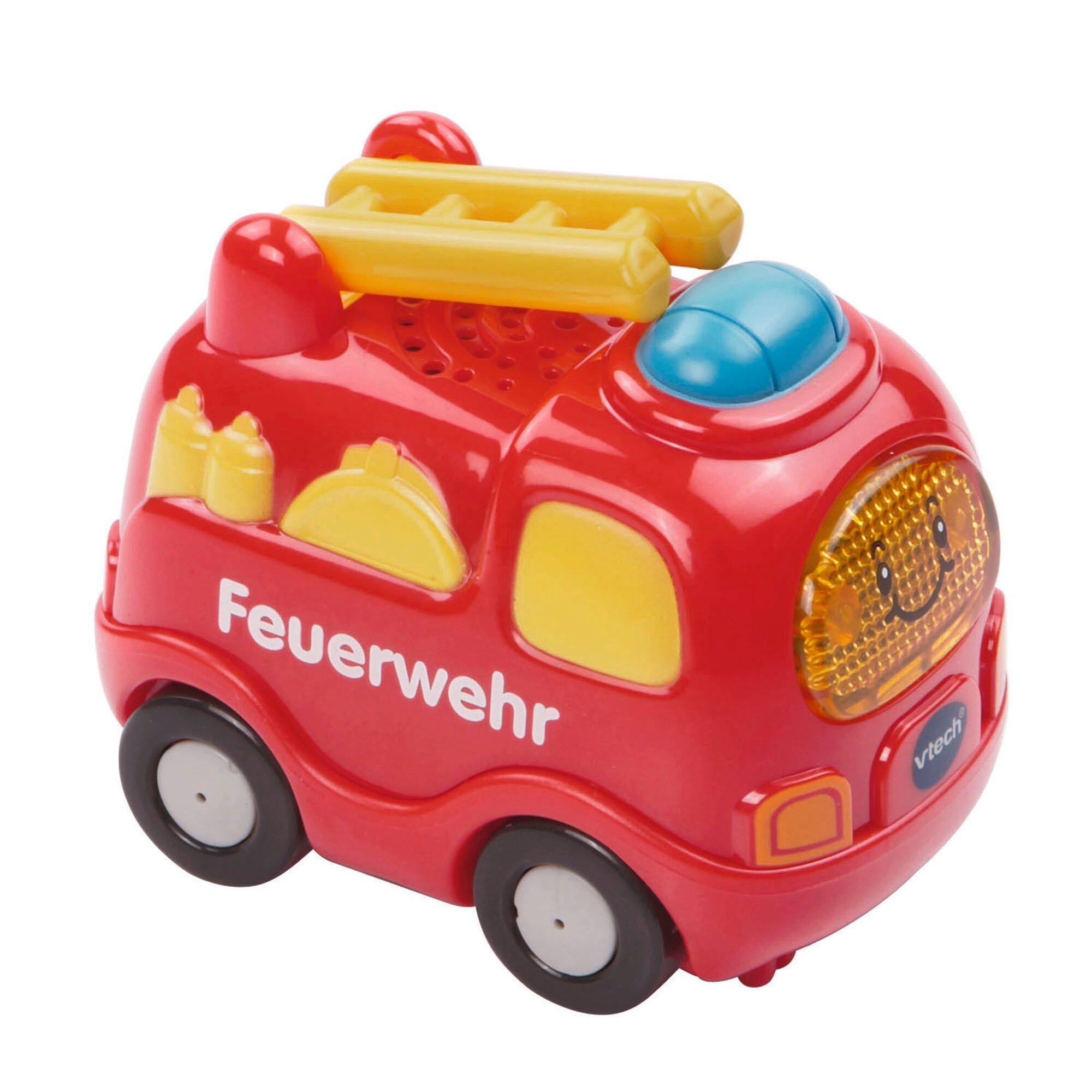 Tut Tut Baby Flitzer Feuerwehrauto mit Effekten