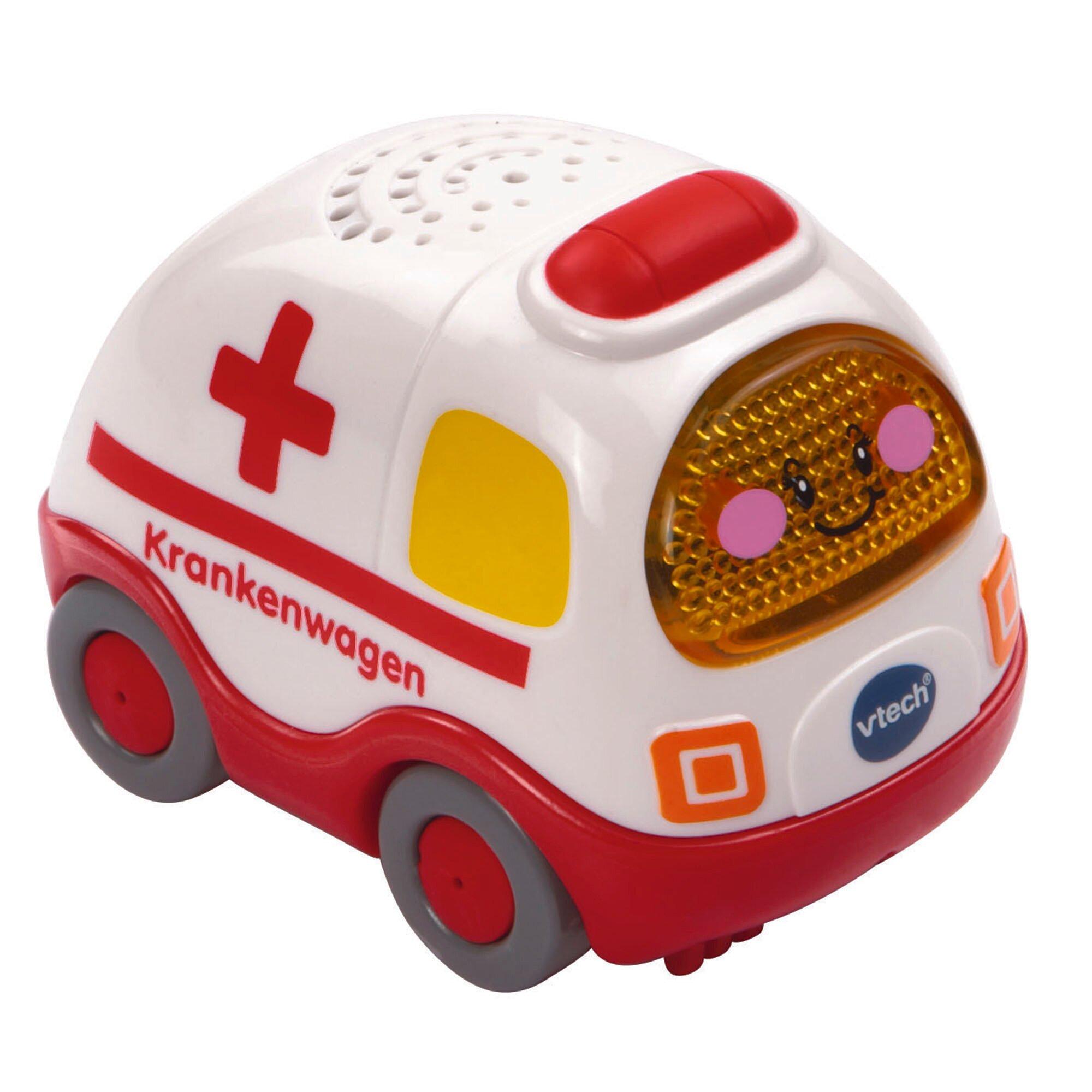 Tut Tut Baby Flitzer Krankenwagen mit Effekten