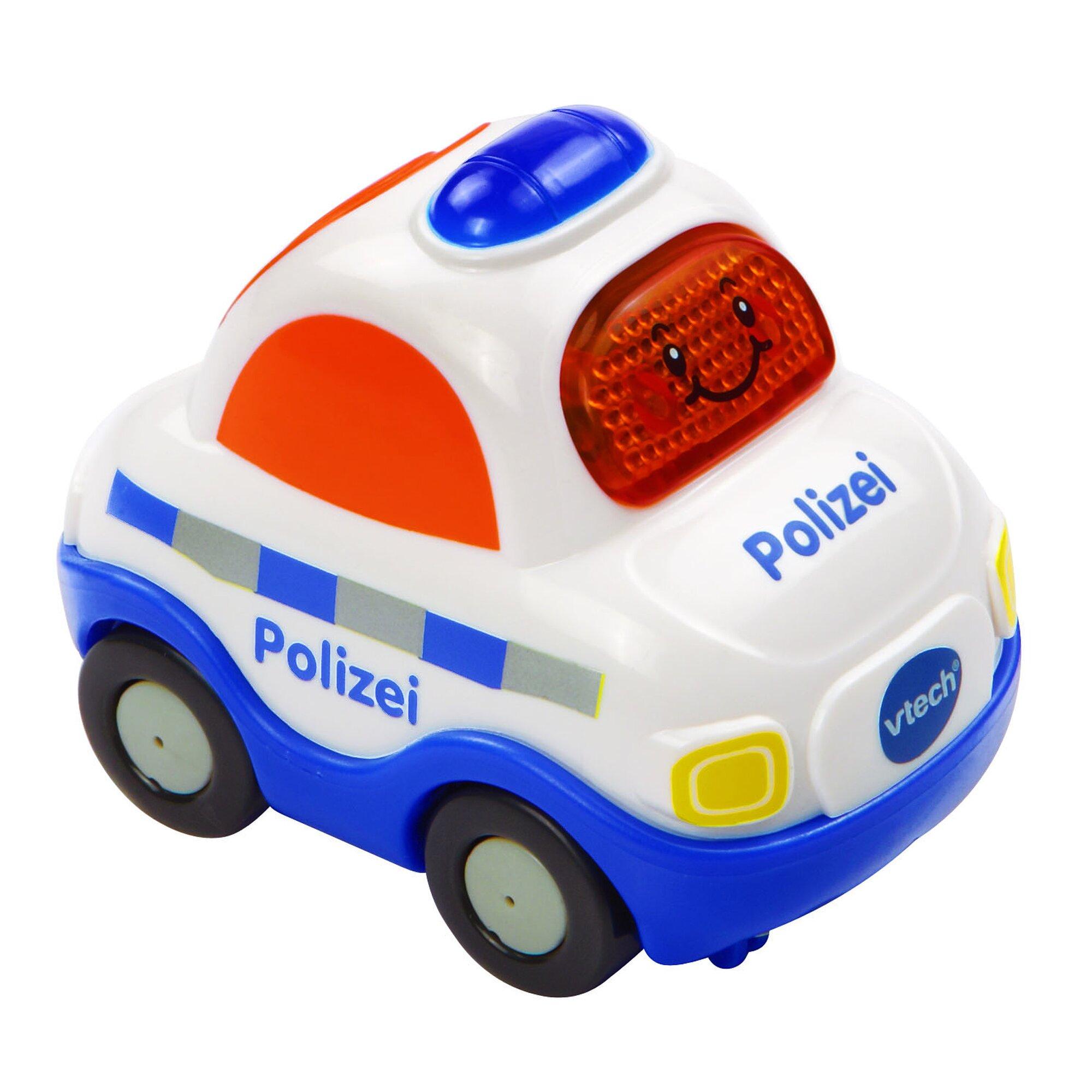 Tut Tut Baby Flitzer Polizeiauto mit Effekten