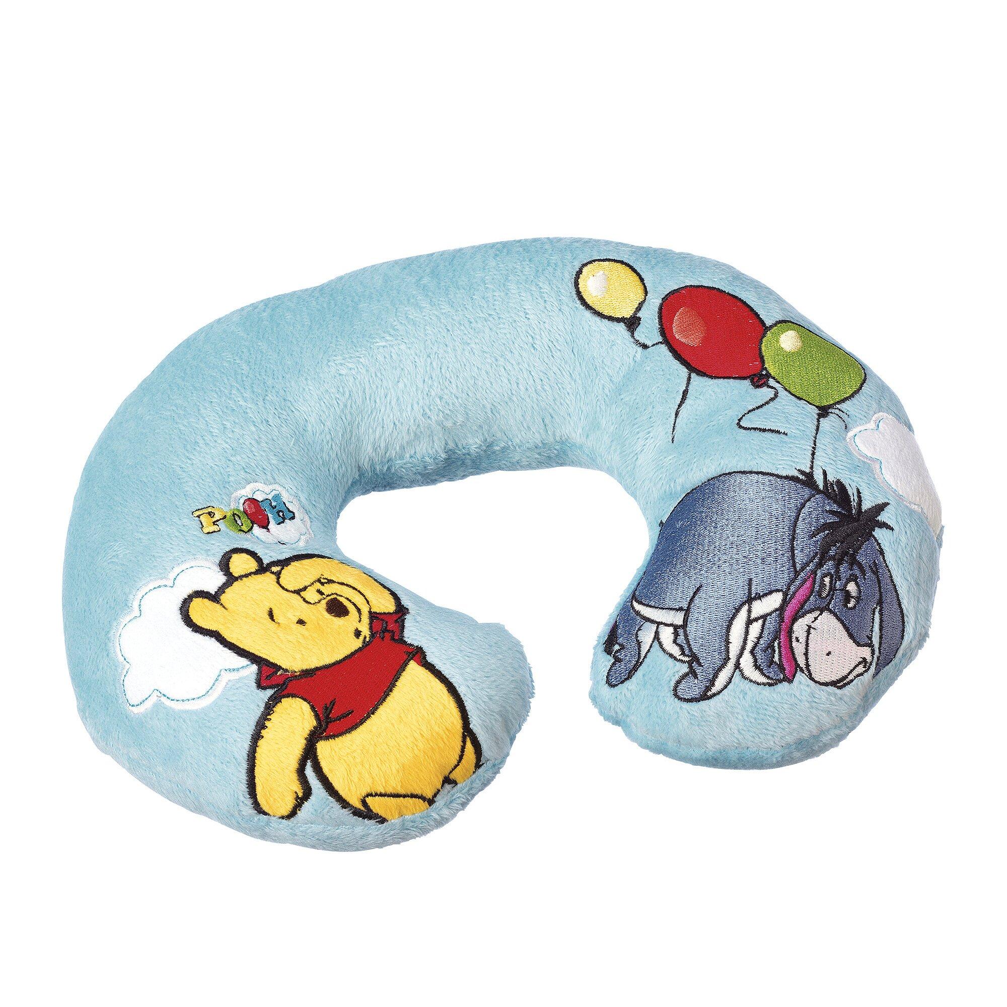 Disney Winnie Puuh Nackenstütze hellblau