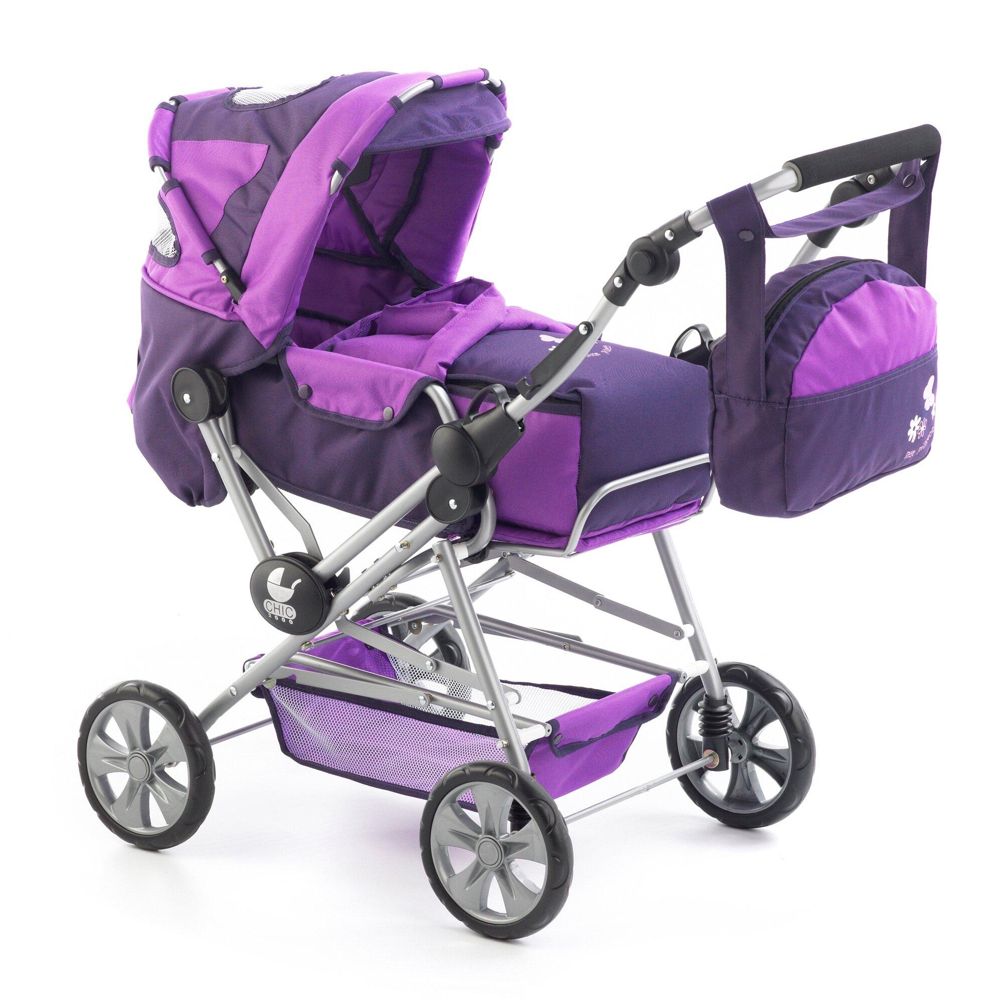 Bayer Chic Kombi-Puppenwagen Roadstar