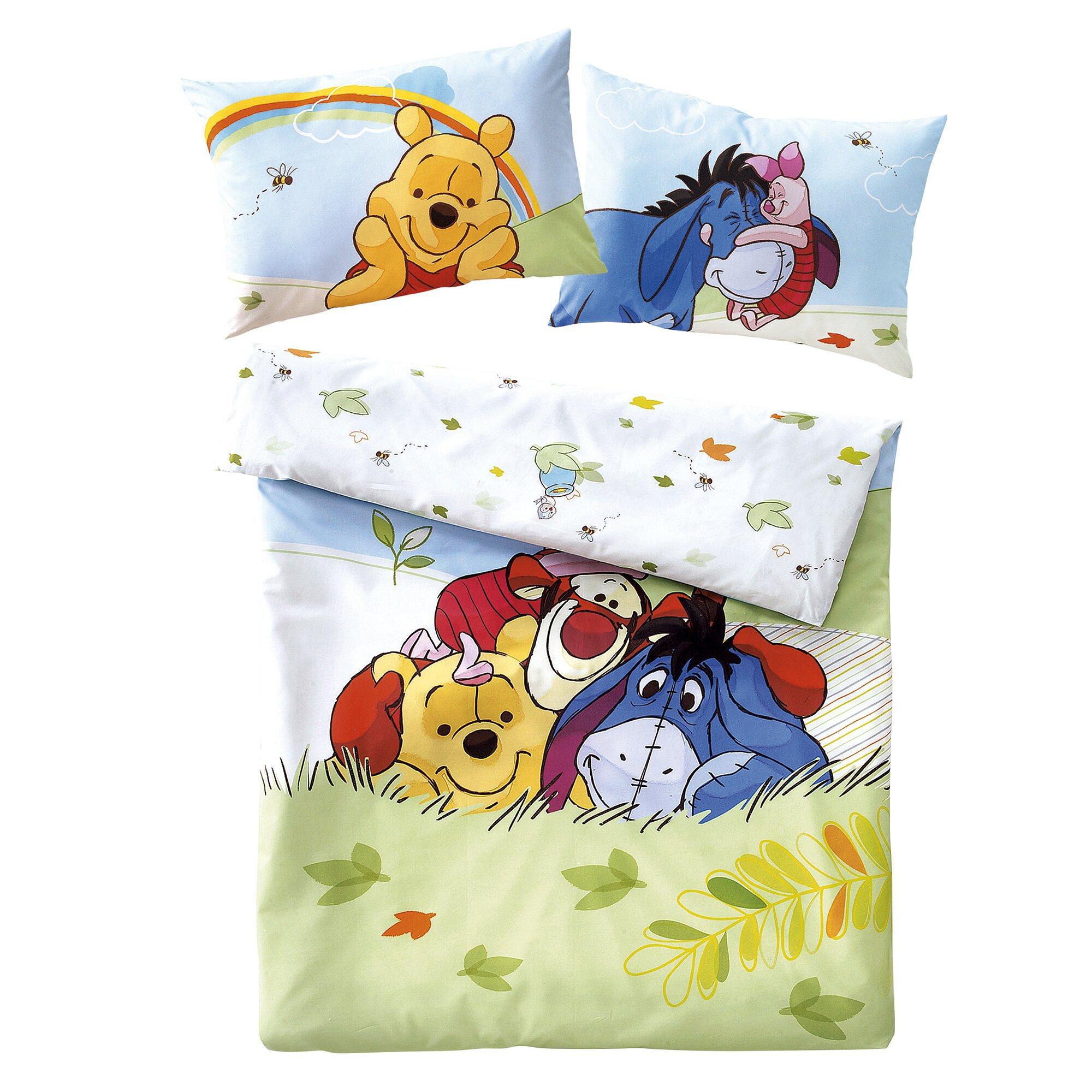 Linge de lit chambre enfants page n 14 for Chambre winnie l ourson