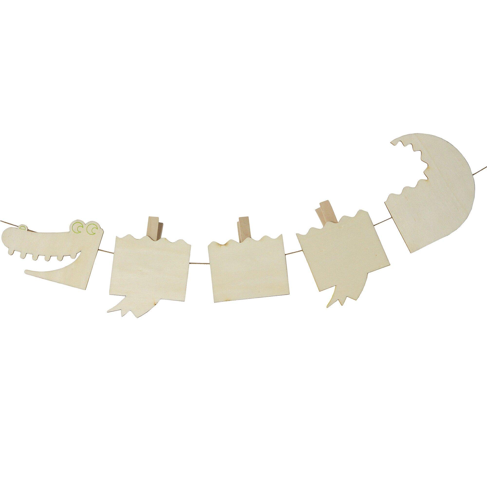 Sunnysue Bausatz Memoklip Krokodil