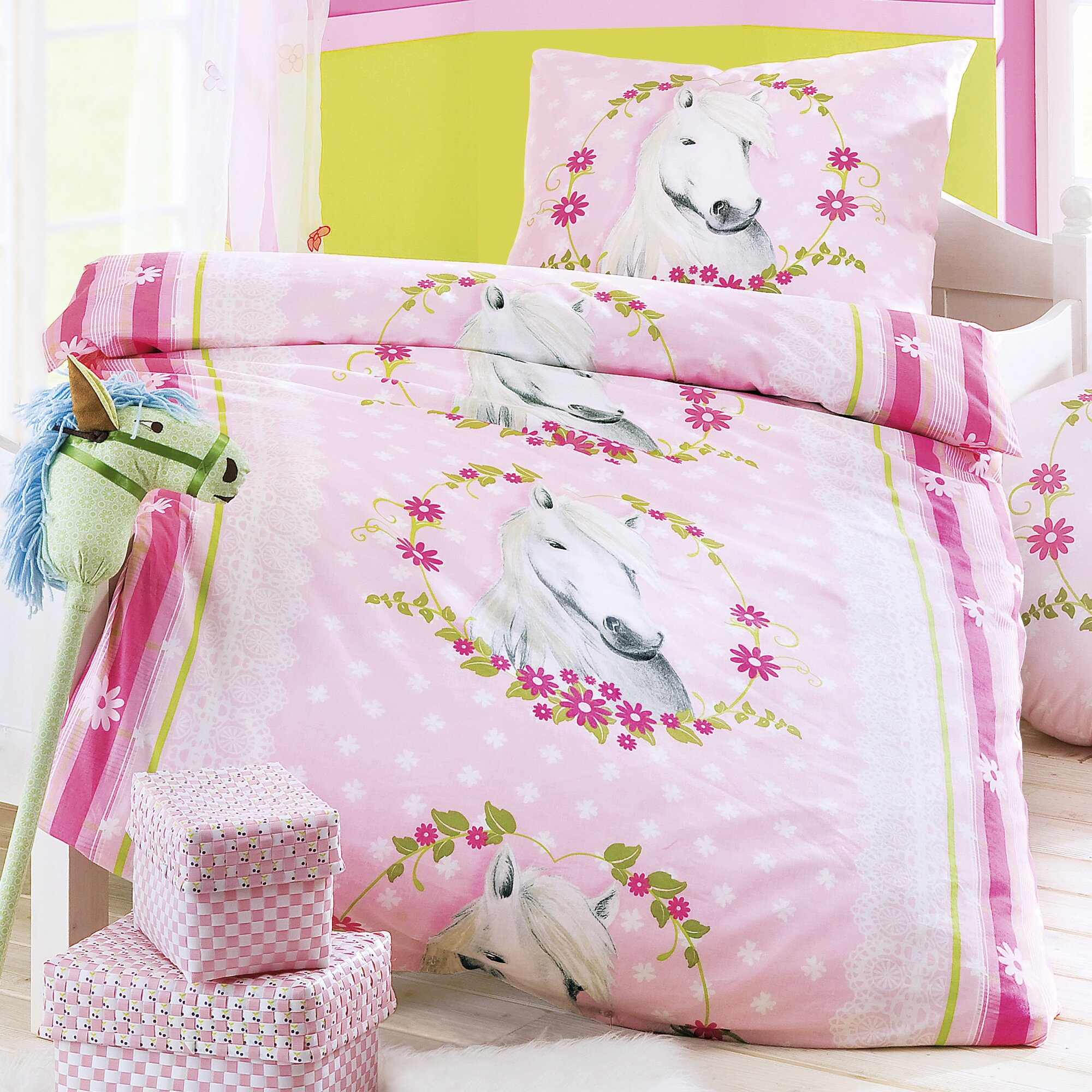 linge de lit chambre enfants page n 15. Black Bedroom Furniture Sets. Home Design Ideas