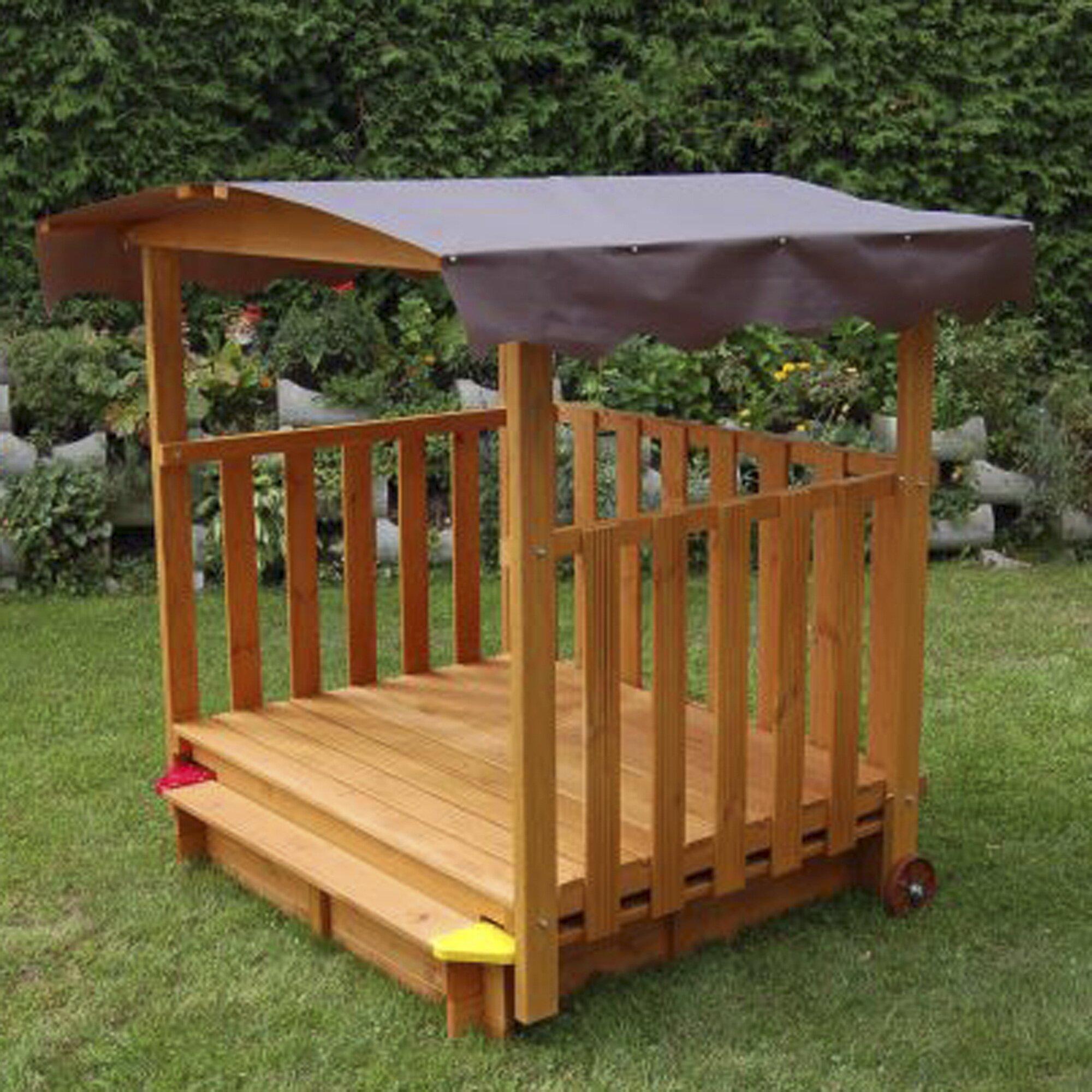 spielhaus fr sandkasten mit g nstig kaufen. Black Bedroom Furniture Sets. Home Design Ideas