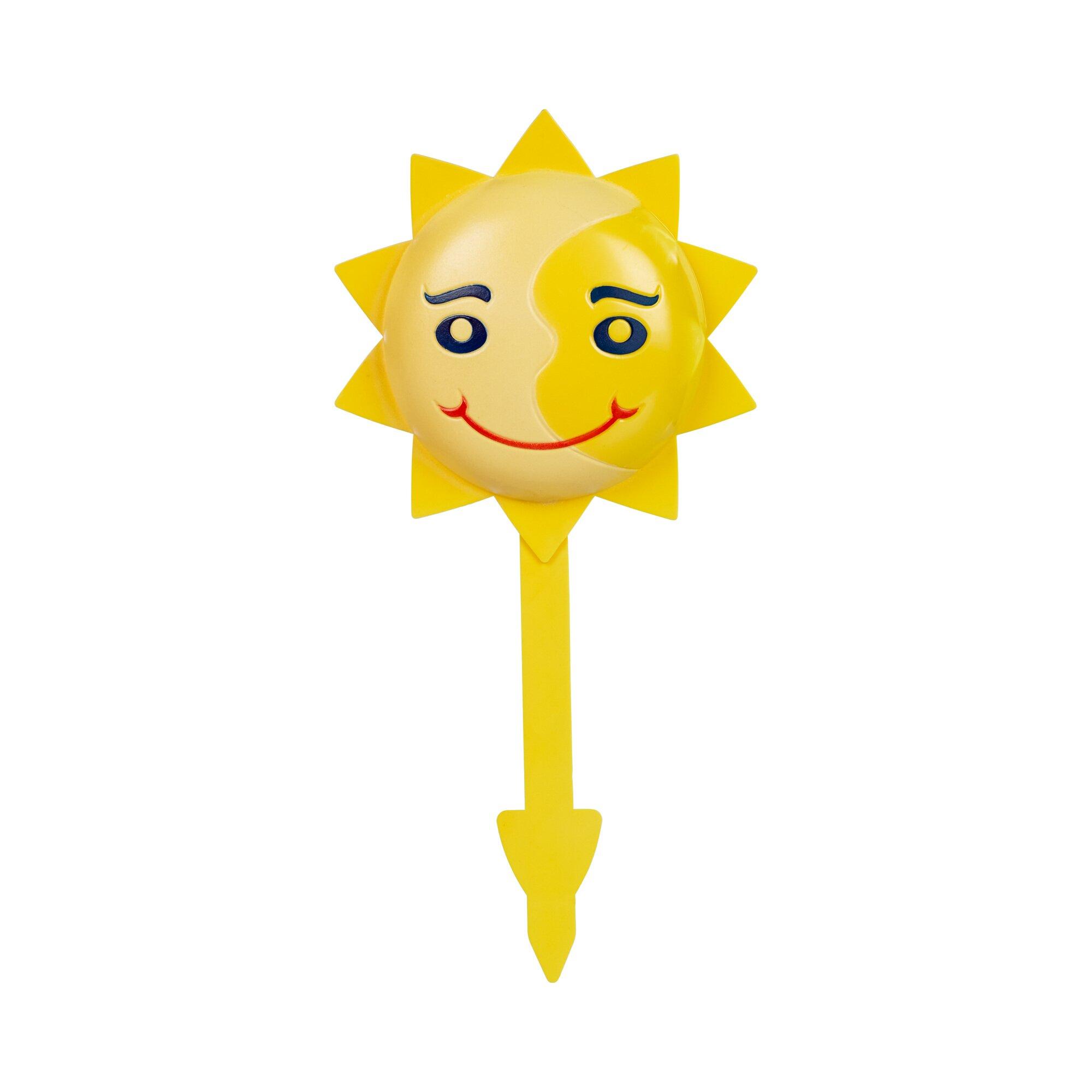 "Image of Beetstecker ""Sonne-Mond"", 6 Stück"