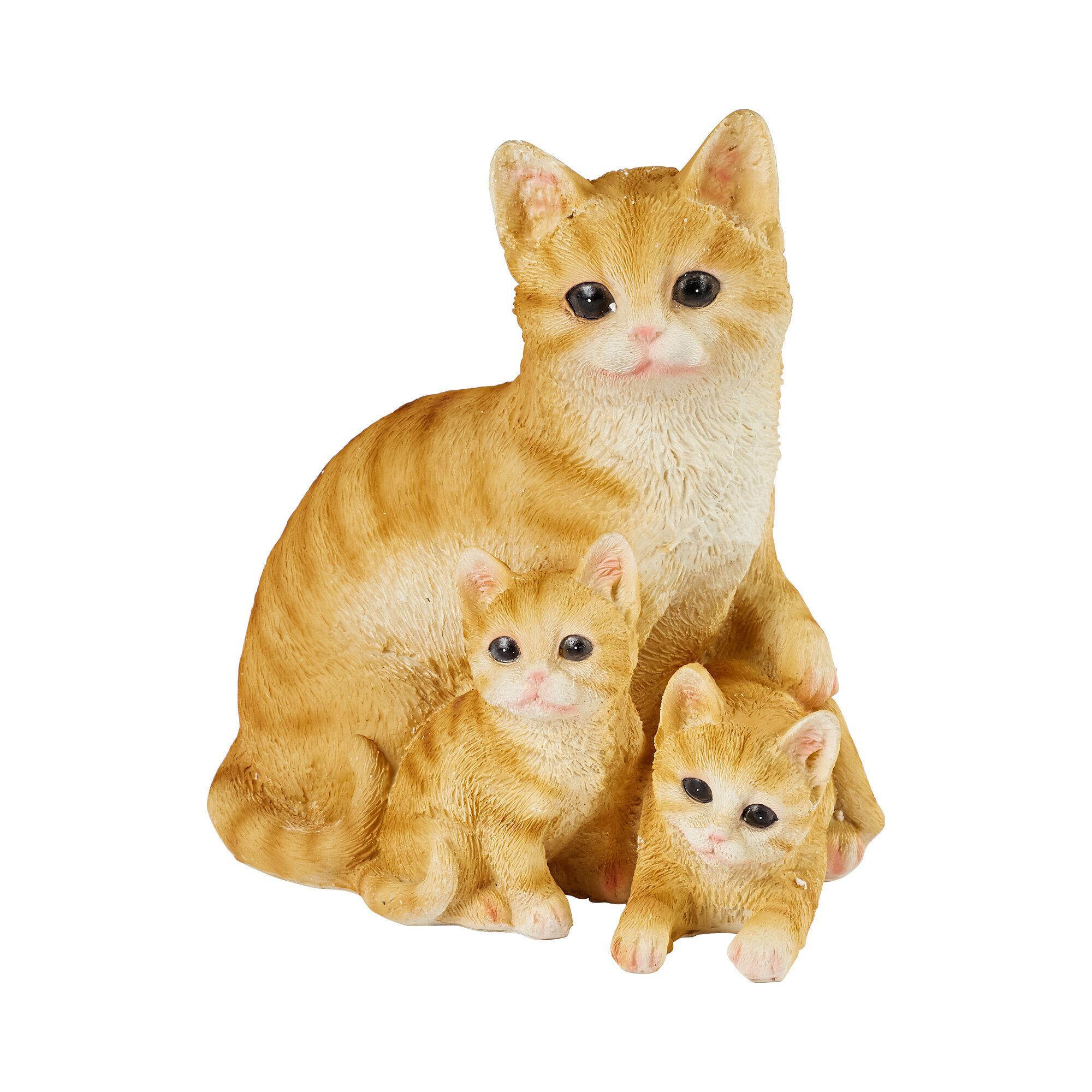 Image of Deko-Katzenfamilie