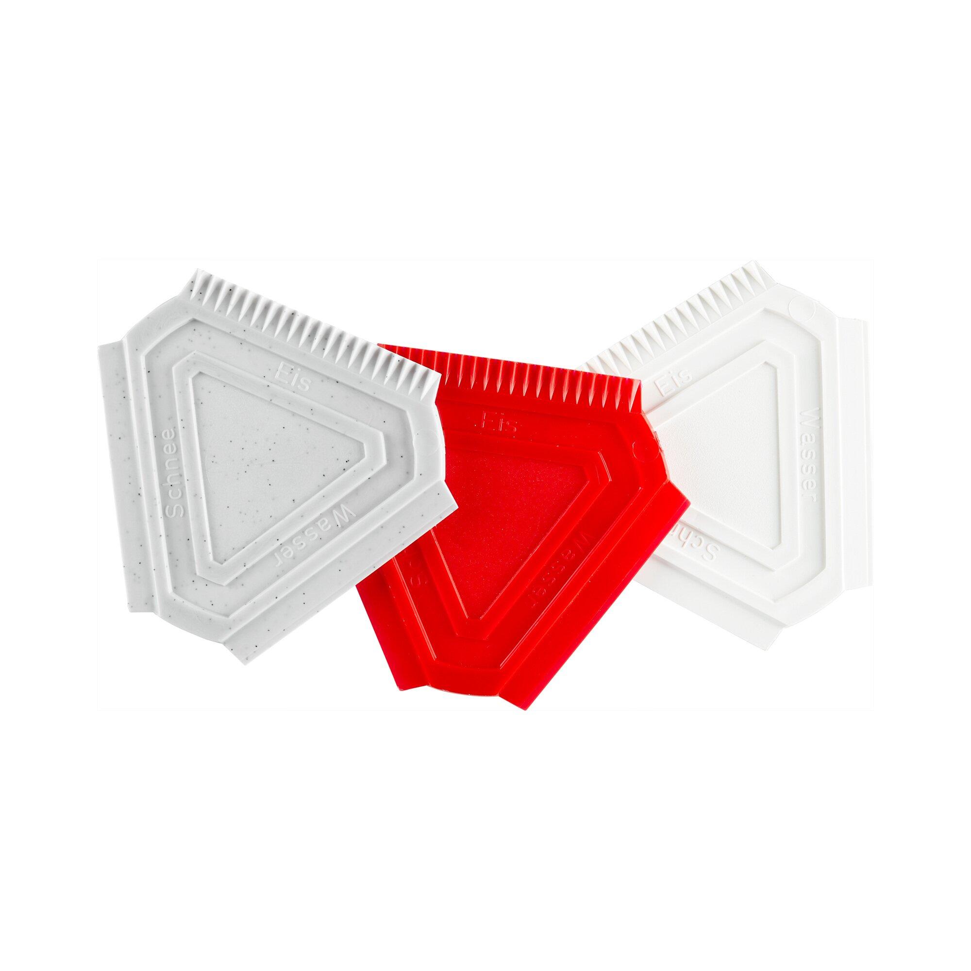 Image of Eiskratzer-Set, 3 Stück
