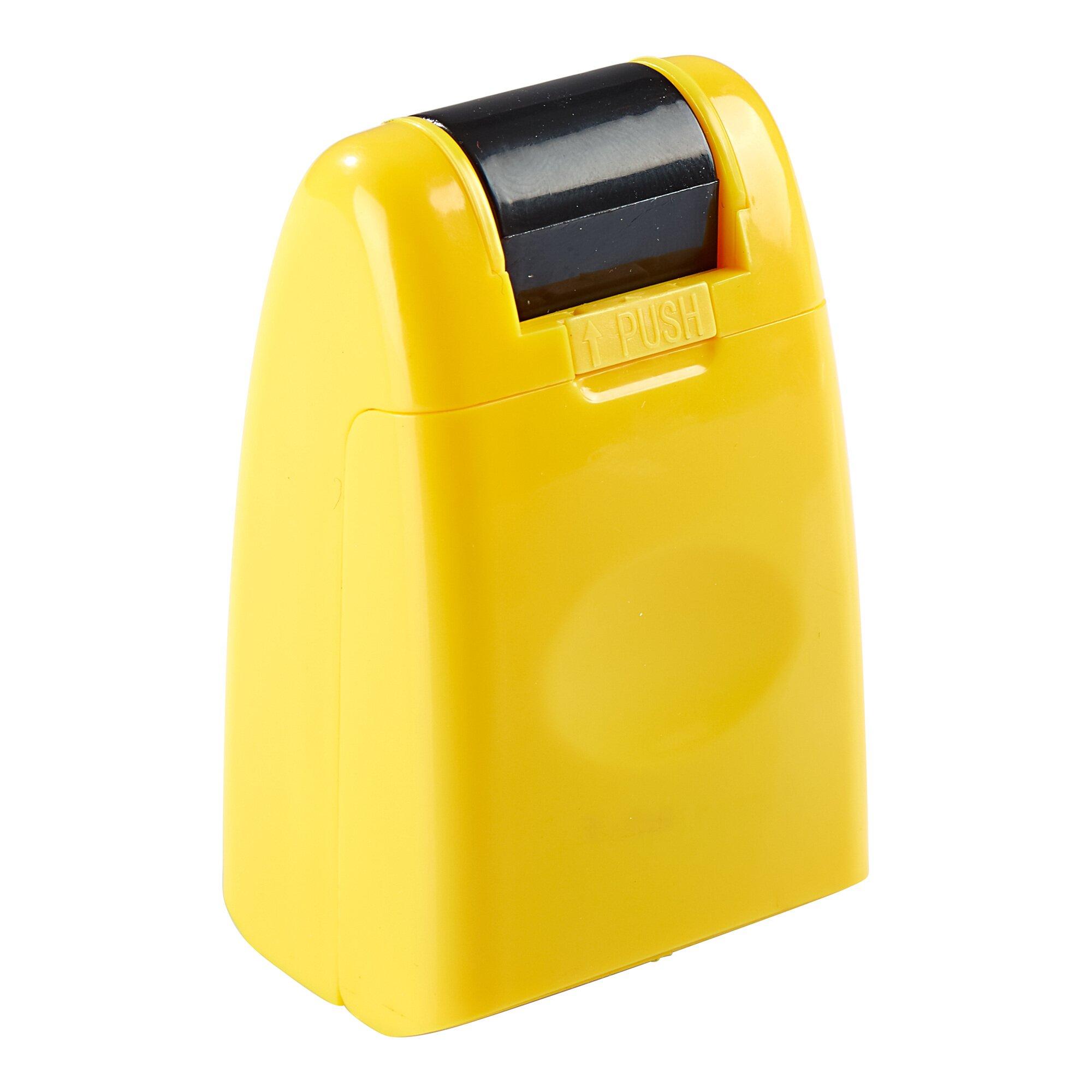 Image of Datenschutz-Stempelroller
