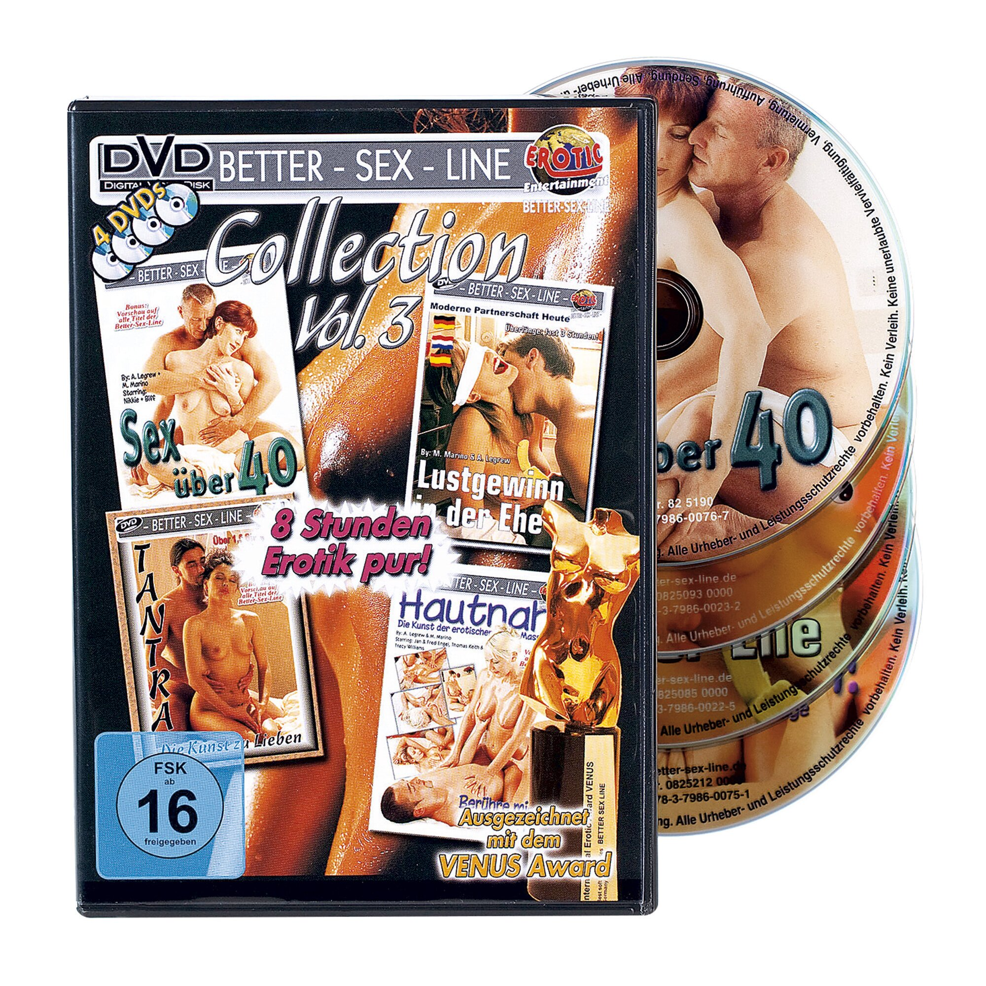 """Image of DVD """"Collection Vol. 3"""""""
