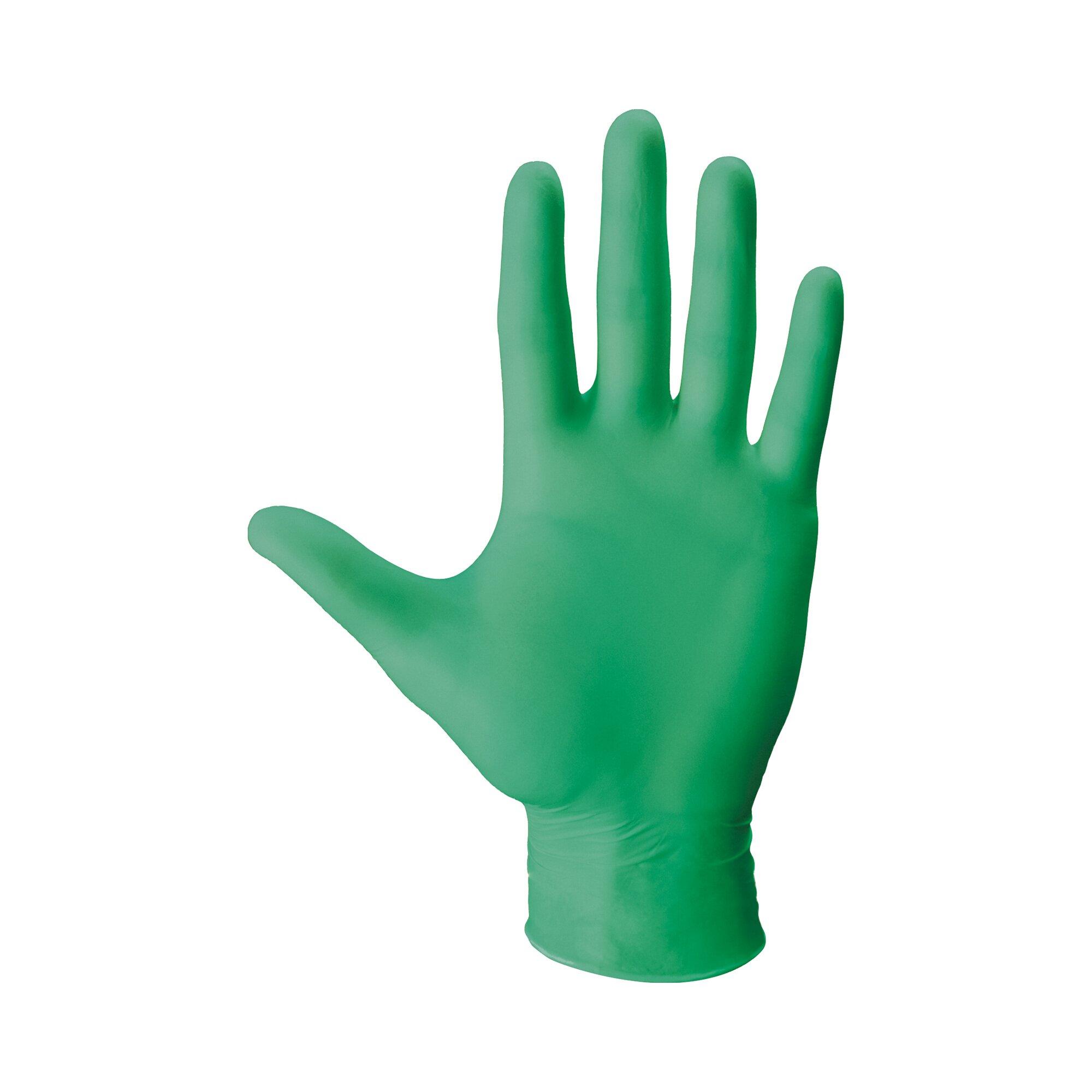 Image of Aloe Vera Handschuhe, 100 Stück, Größe: L
