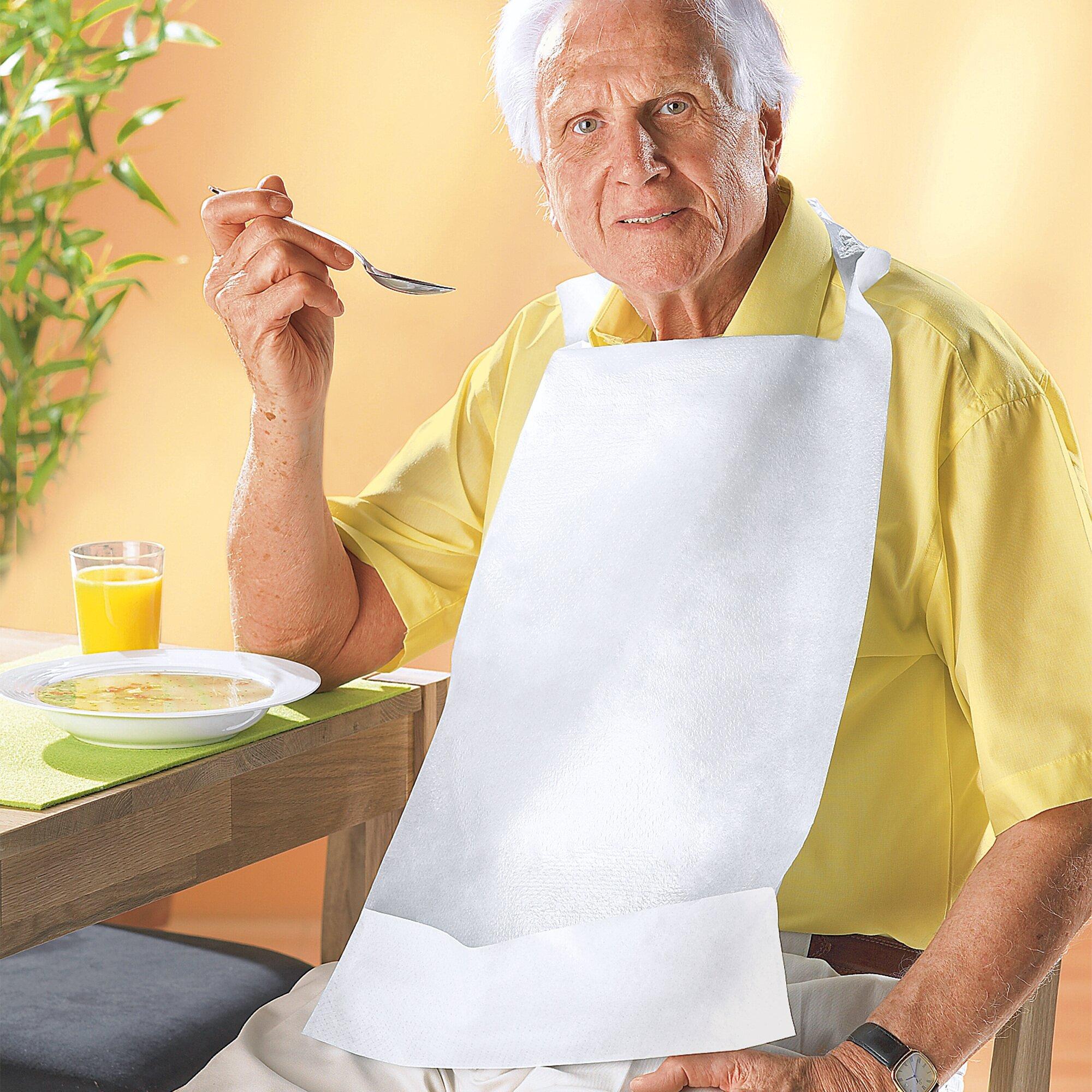 Image of Einweg-Speiseschürze, 100 Stück
