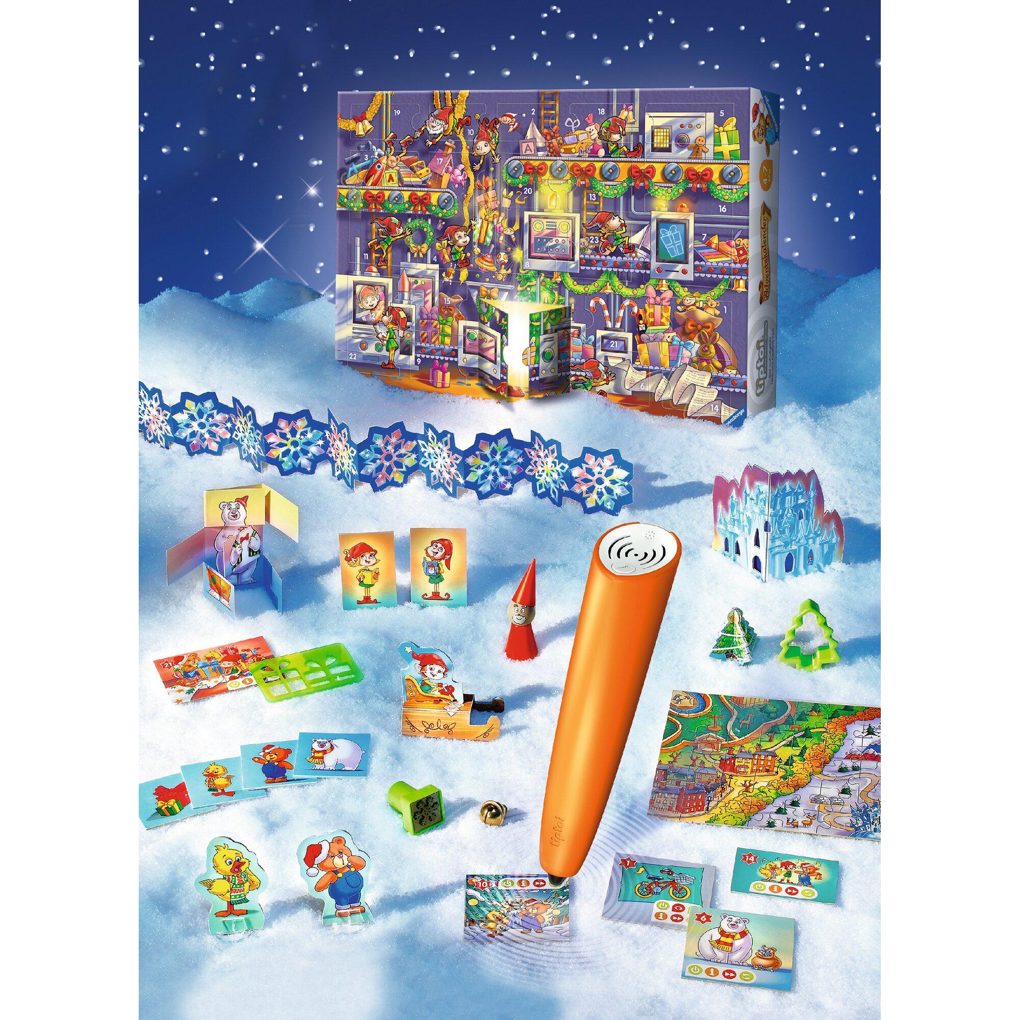 tiptoi-adventskalender-die-weihnachtswerkstatt, 19.99 EUR @ babywalz-de