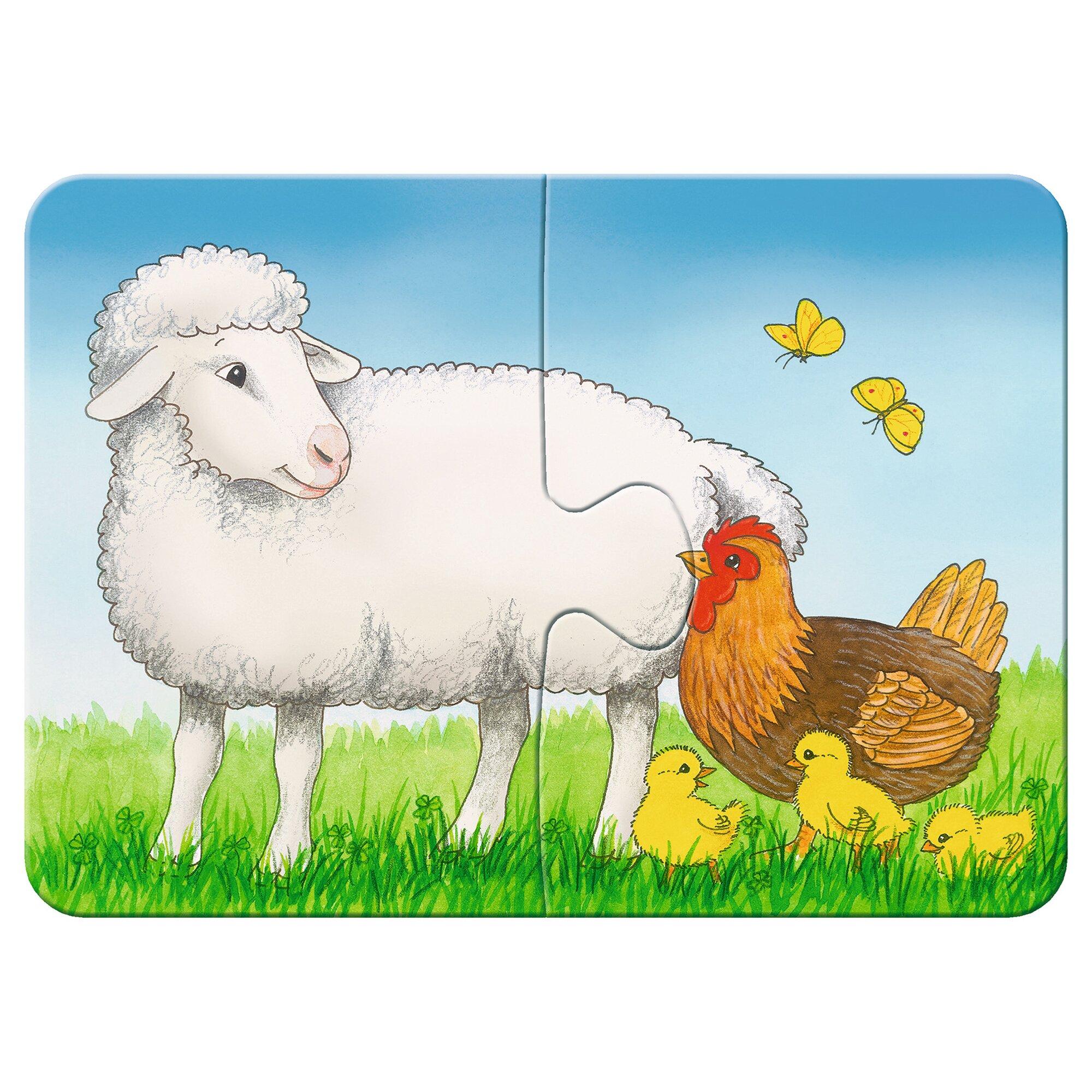 ravensburger-puzzle-8-teile-liebenswerte-bauernhoftiere
