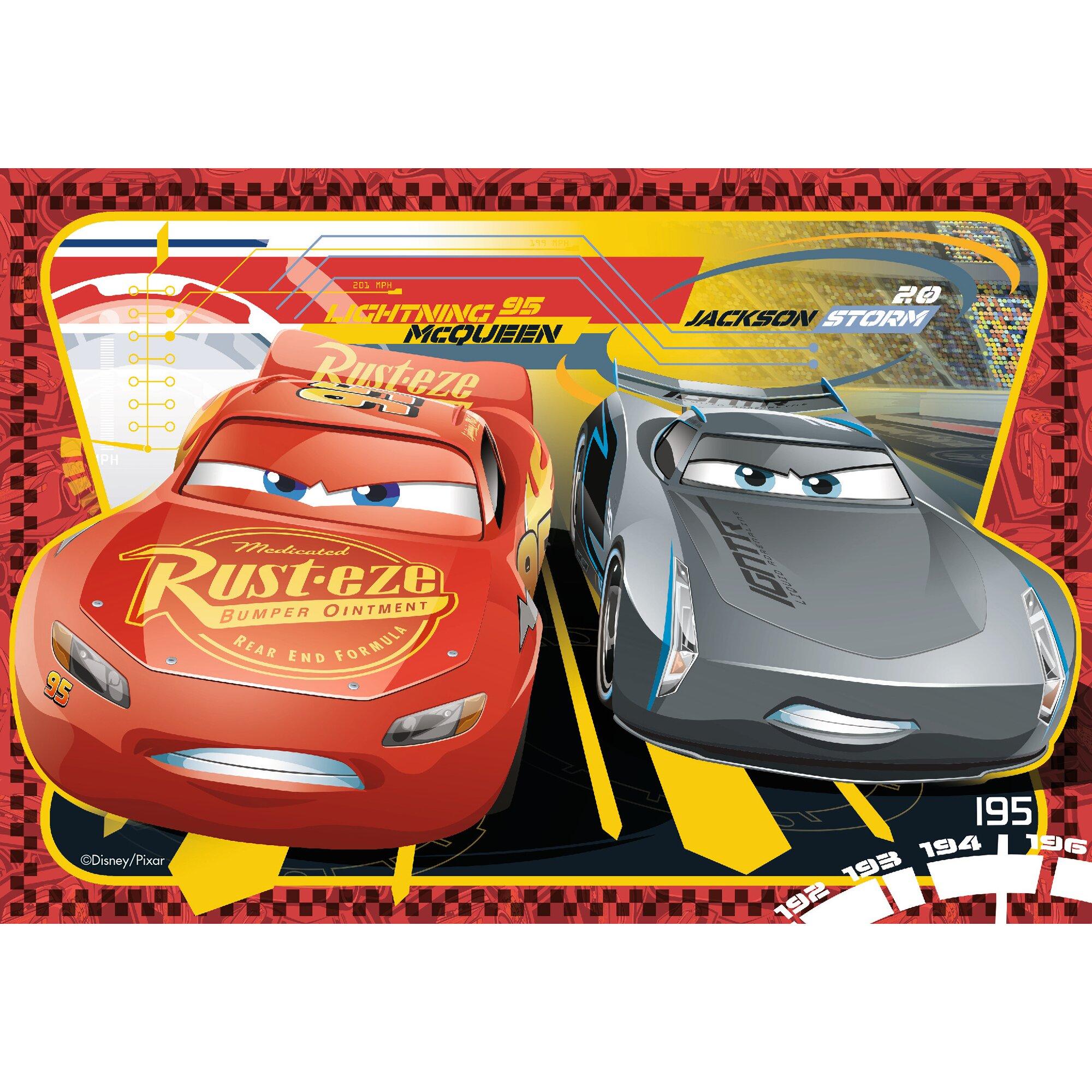 ravensburger-zwei-kinderpuzzles-inkl-mini-postern-24-teile-abenteuer-mit-lightning-mcqueen